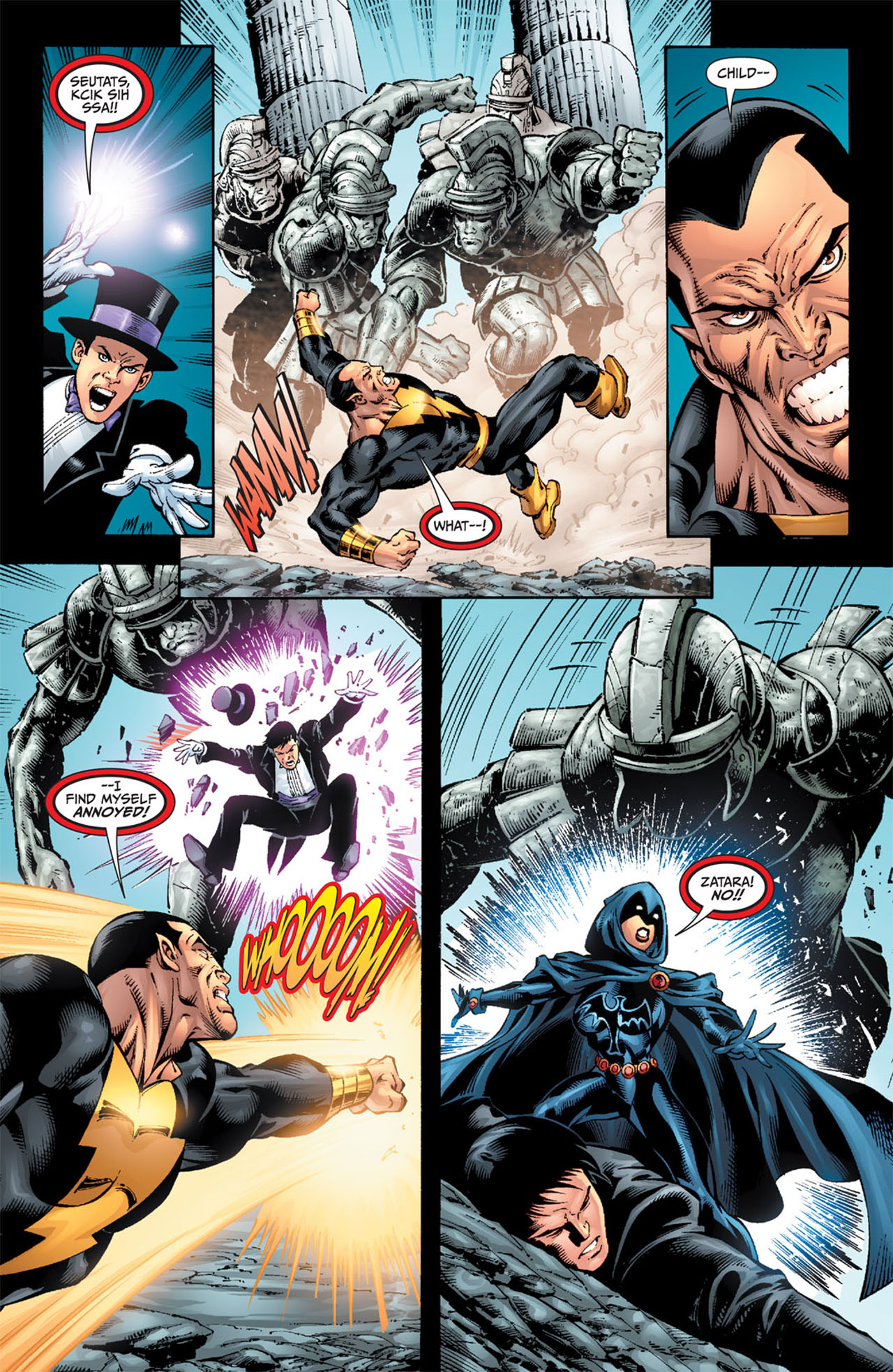 Read online World War III comic -  Issue #3 - 8