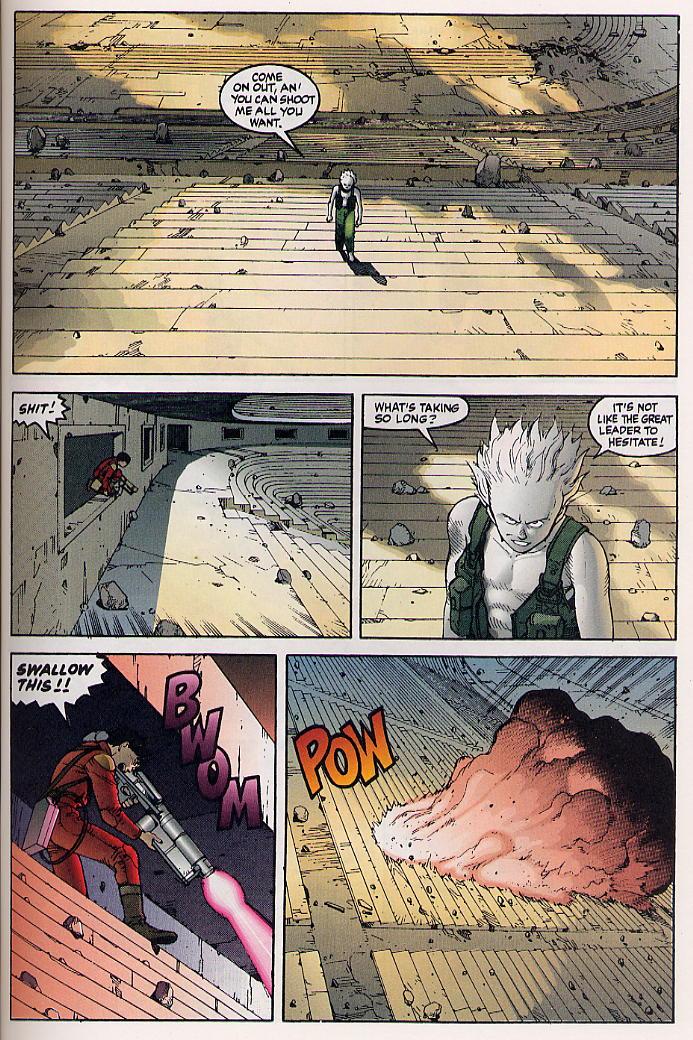 Read online Akira comic -  Issue #32 - 38