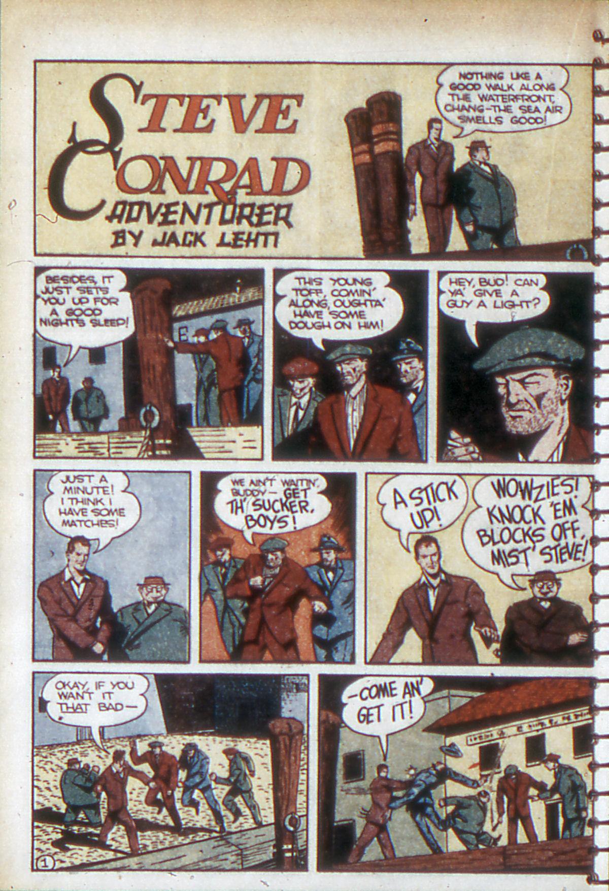 Read online Adventure Comics (1938) comic -  Issue #53 - 41