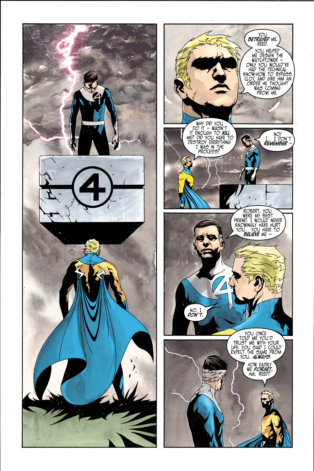 Read online Sentry (2000) comic -  Issue #5 - 22