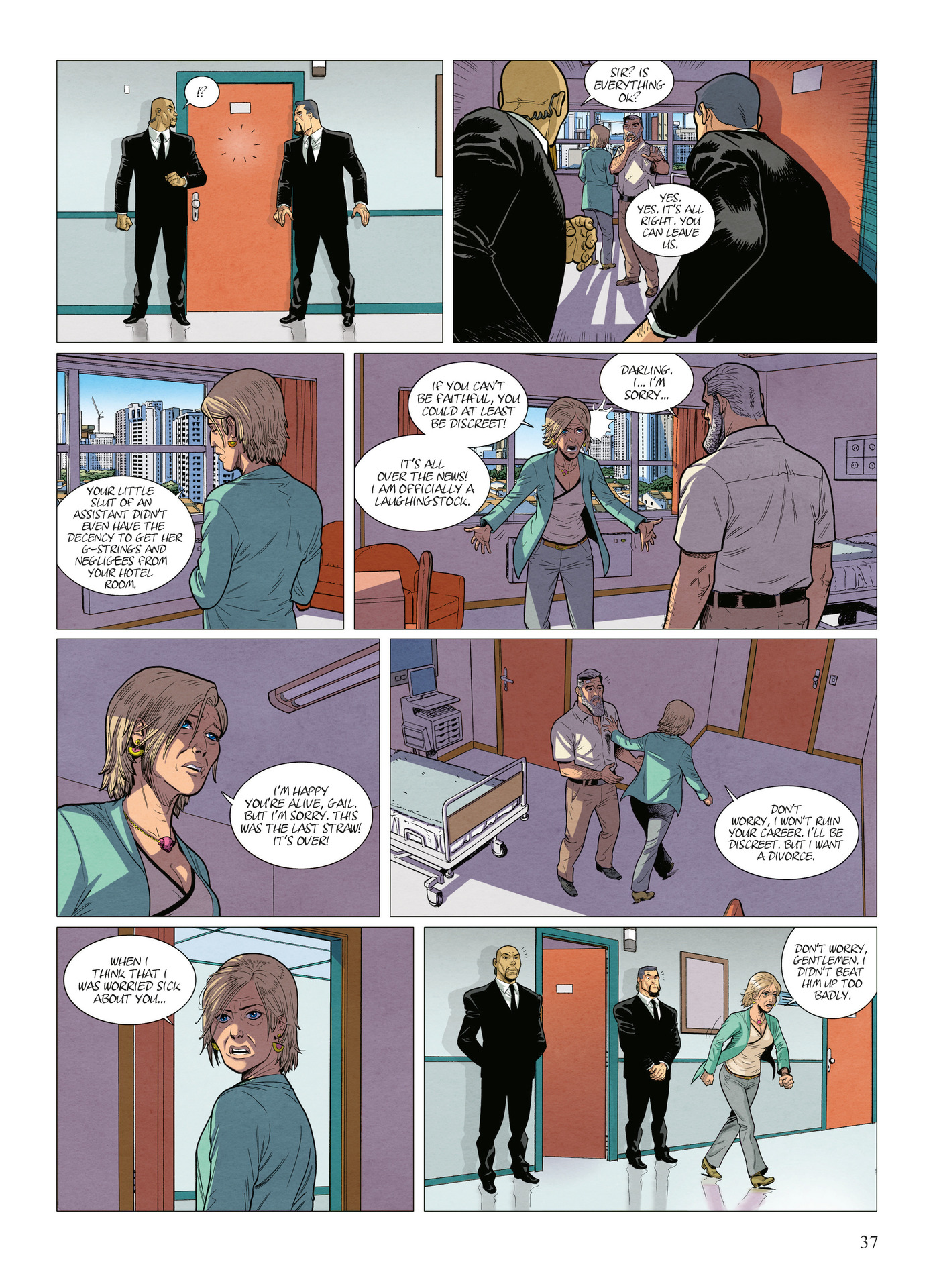 Read online Alter Ego comic -  Issue #10 - 38