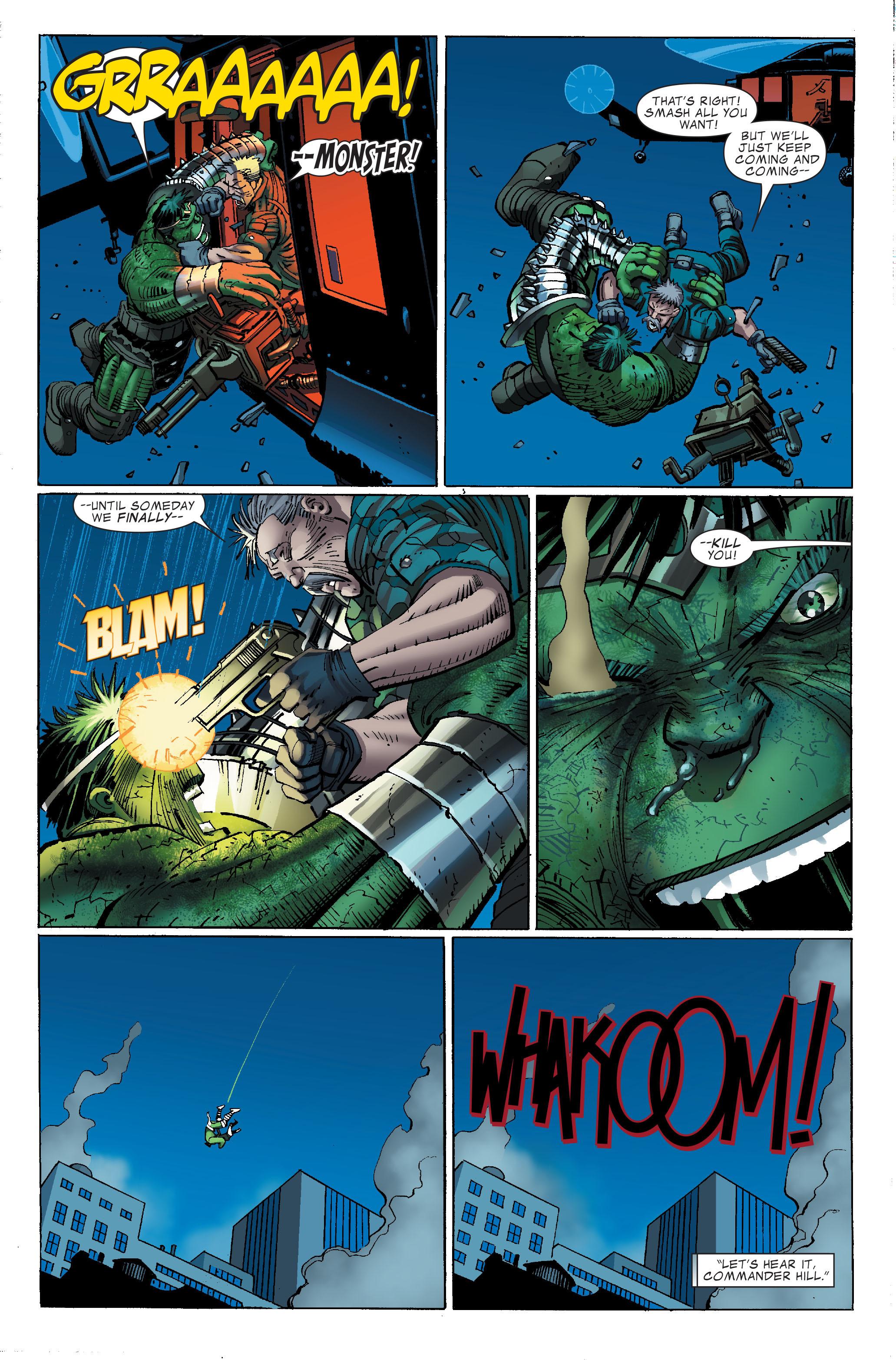 Read online World War Hulk comic -  Issue #3 - 25