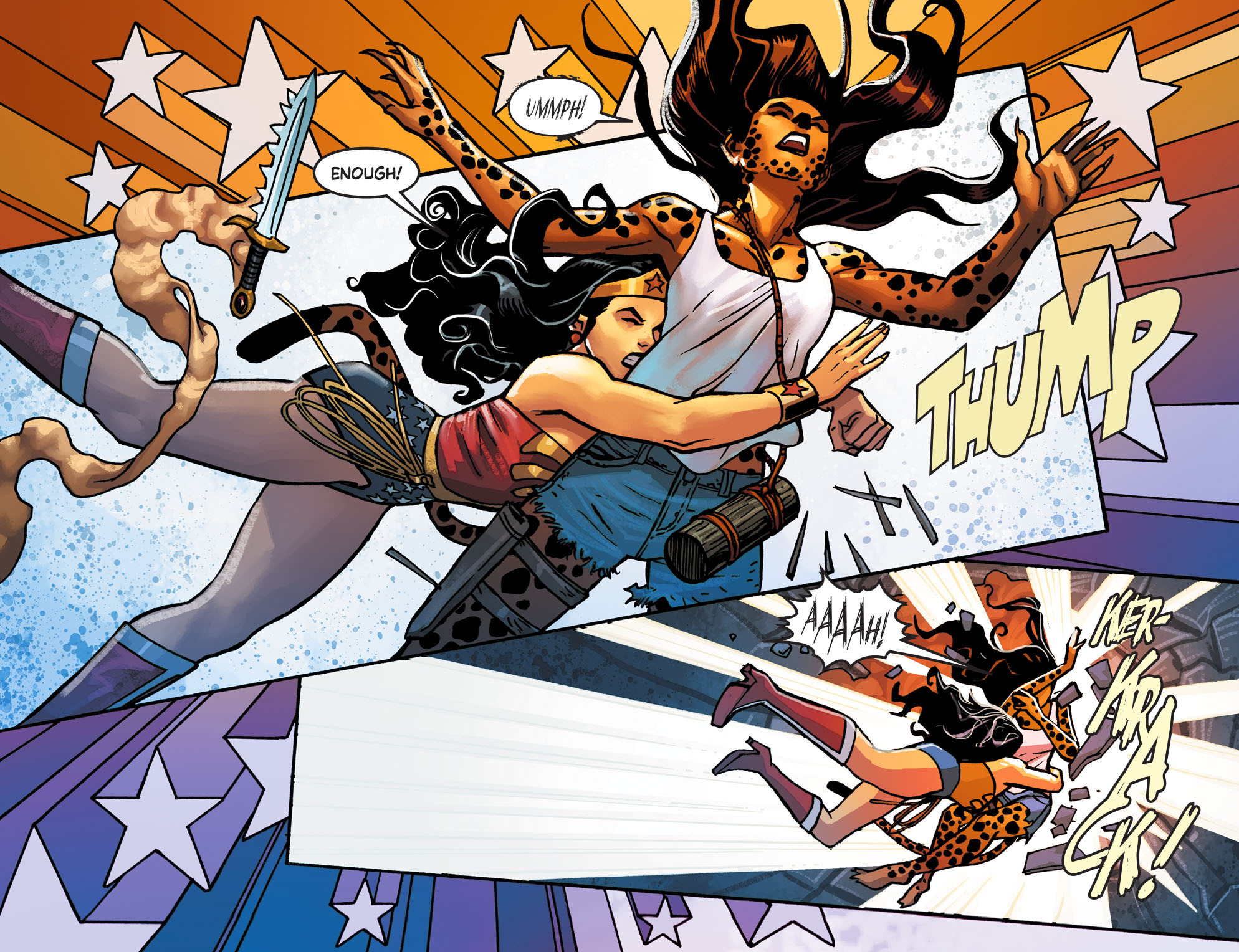 Read online Wonder Woman '77 [I] comic -  Issue #8 - 19