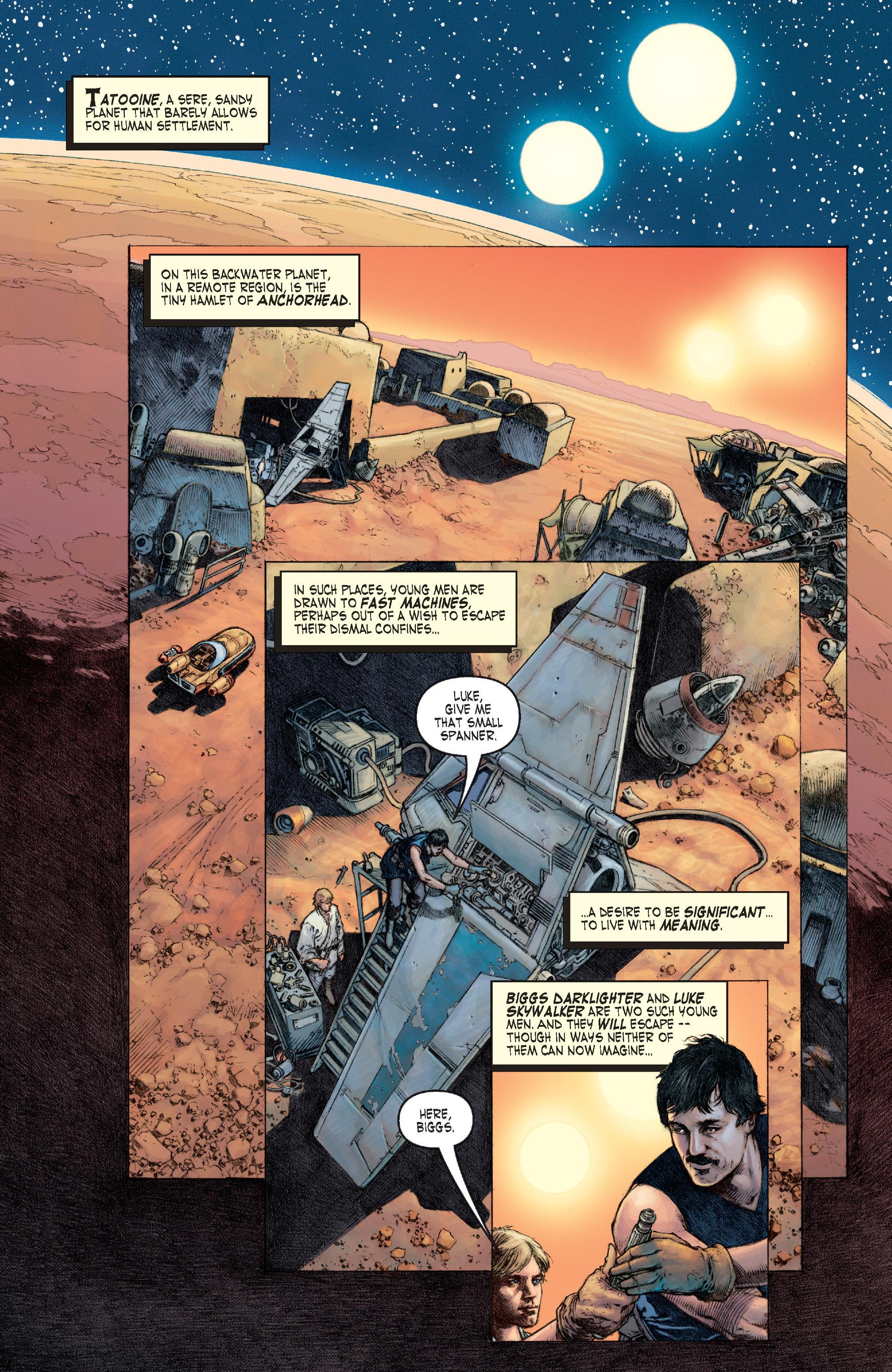Read online Star Wars Omnibus comic -  Issue # Vol. 22 - 23