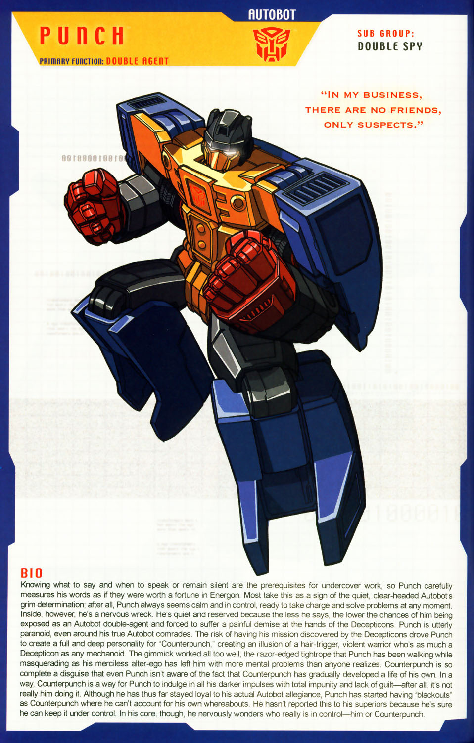 Read online Transformers: More than Meets the Eye comic -  Issue #5 - 10
