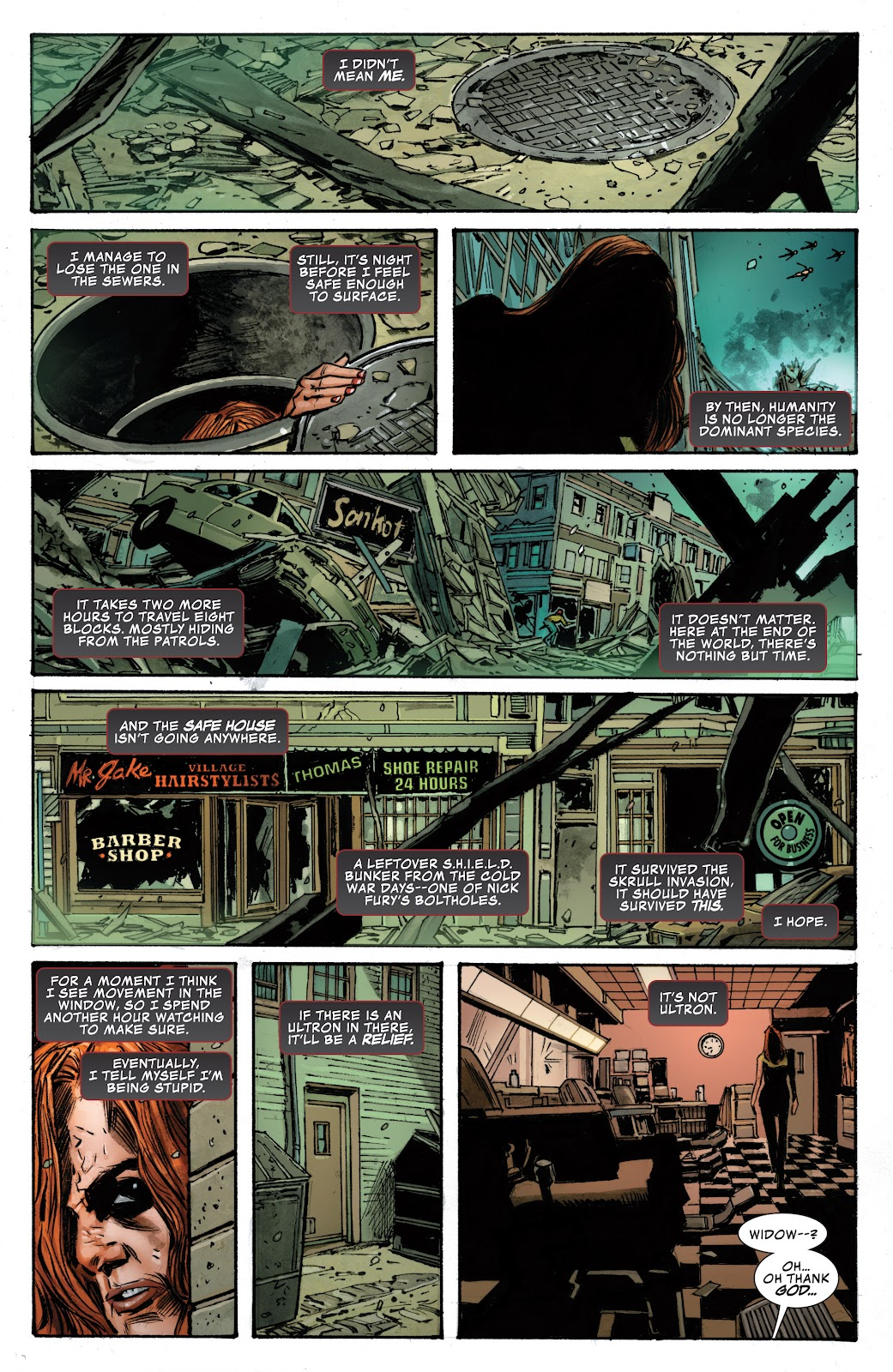 Read online Age of Ultron Companion comic -  Issue # TPB (Part 1) - 20