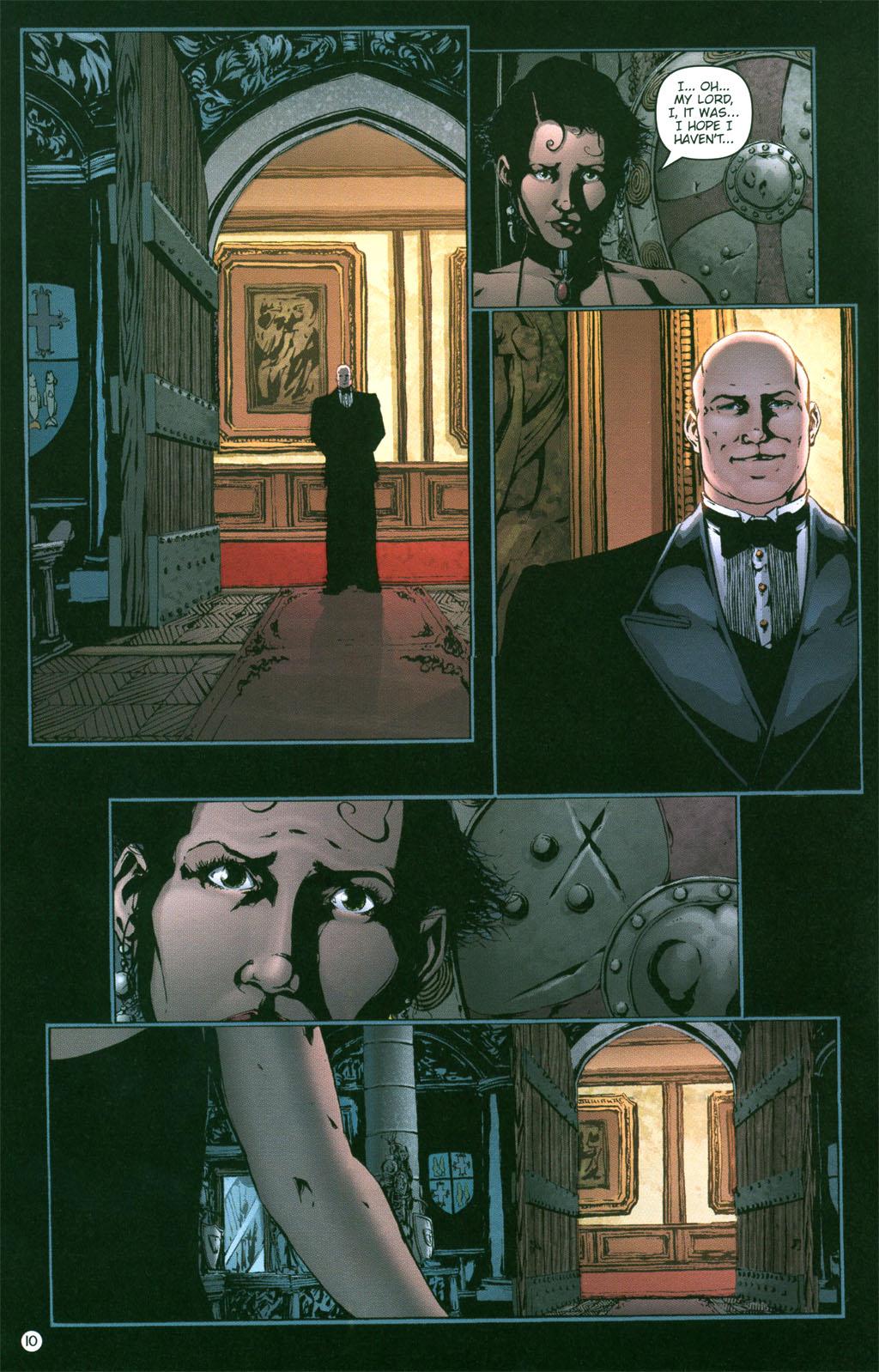 Read online Rex Mundi comic -  Issue #4 - 12