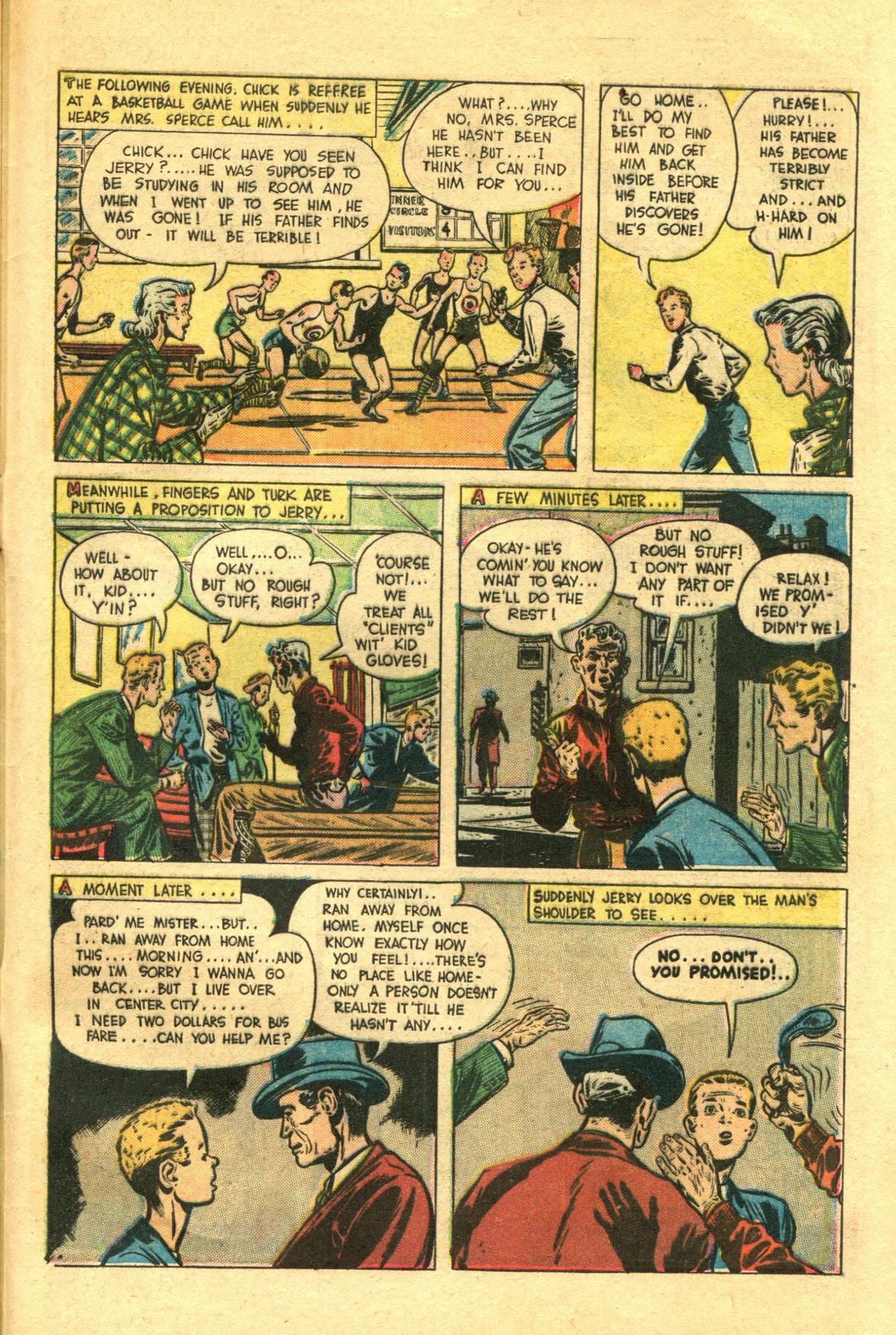 Read online Shadow Comics comic -  Issue #98 - 47