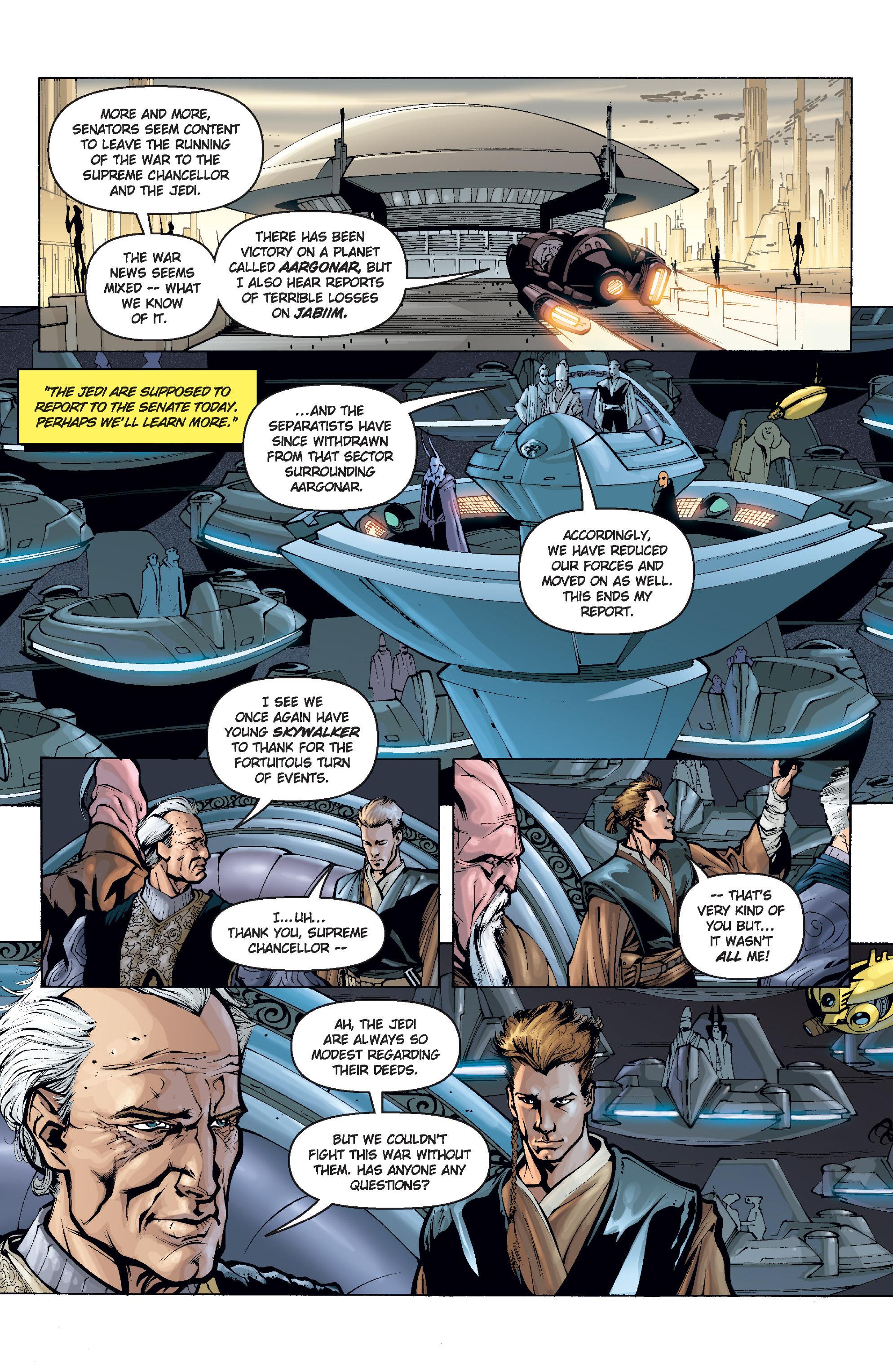 Read online Star Wars Omnibus comic -  Issue # Vol. 24 - 362