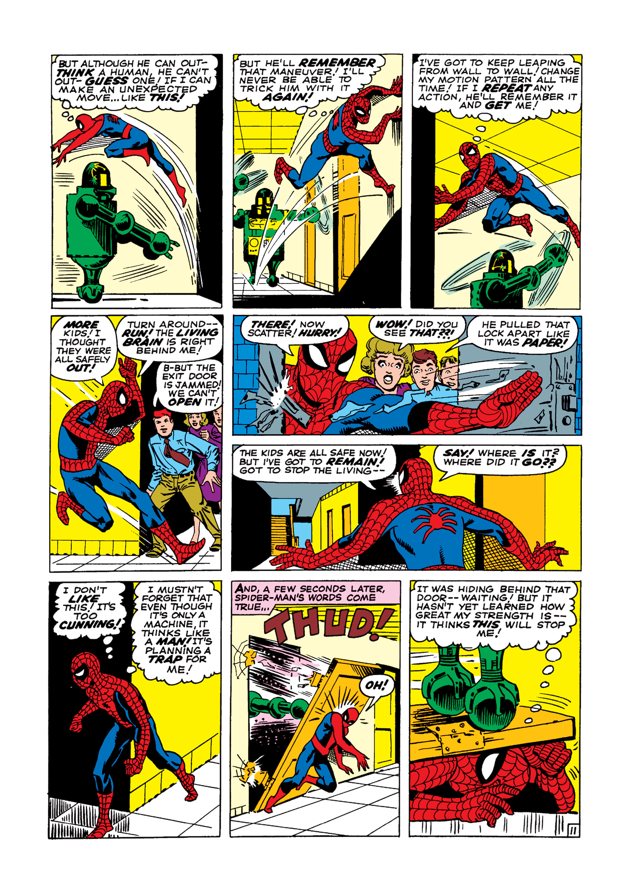 The Amazing Spider-Man (1963) 8 Page 11