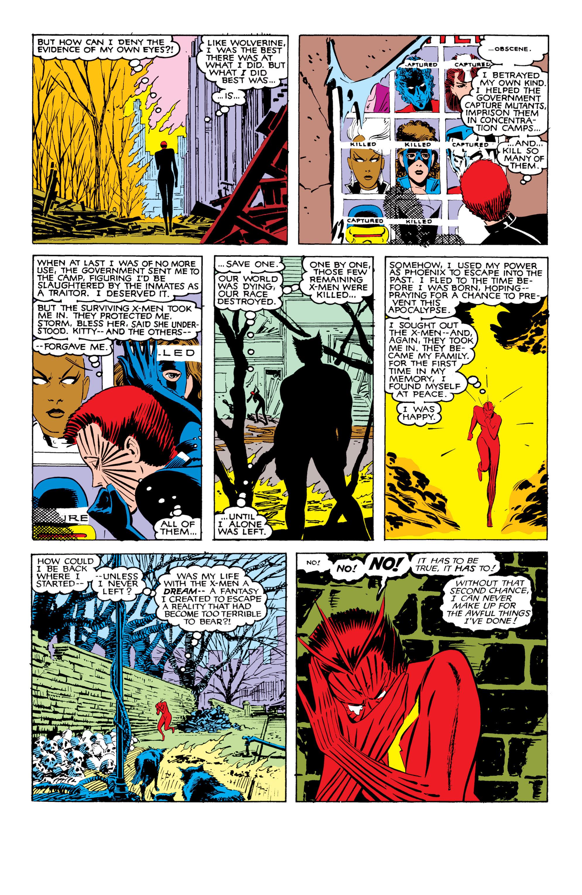 Read online Uncanny X-Men (1963) comic -  Issue #207 - 5