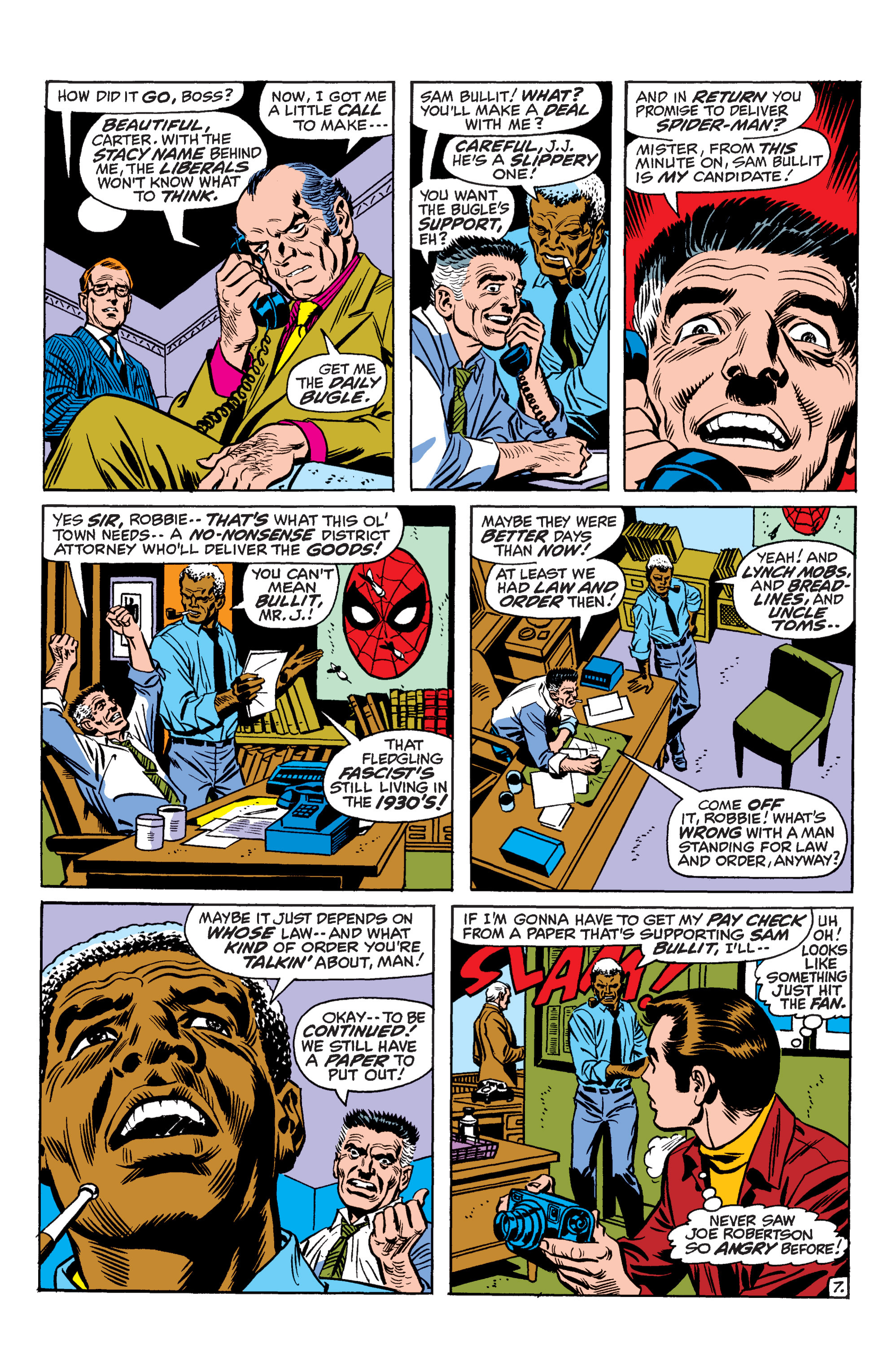 The Amazing Spider-Man (1963) 91 Page 7