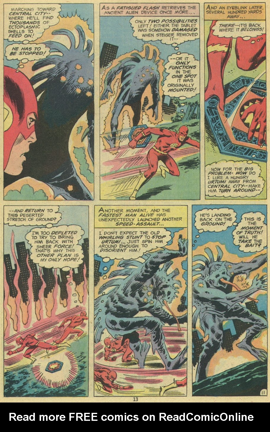 Read online Adventure Comics (1938) comic -  Issue #463 - 14