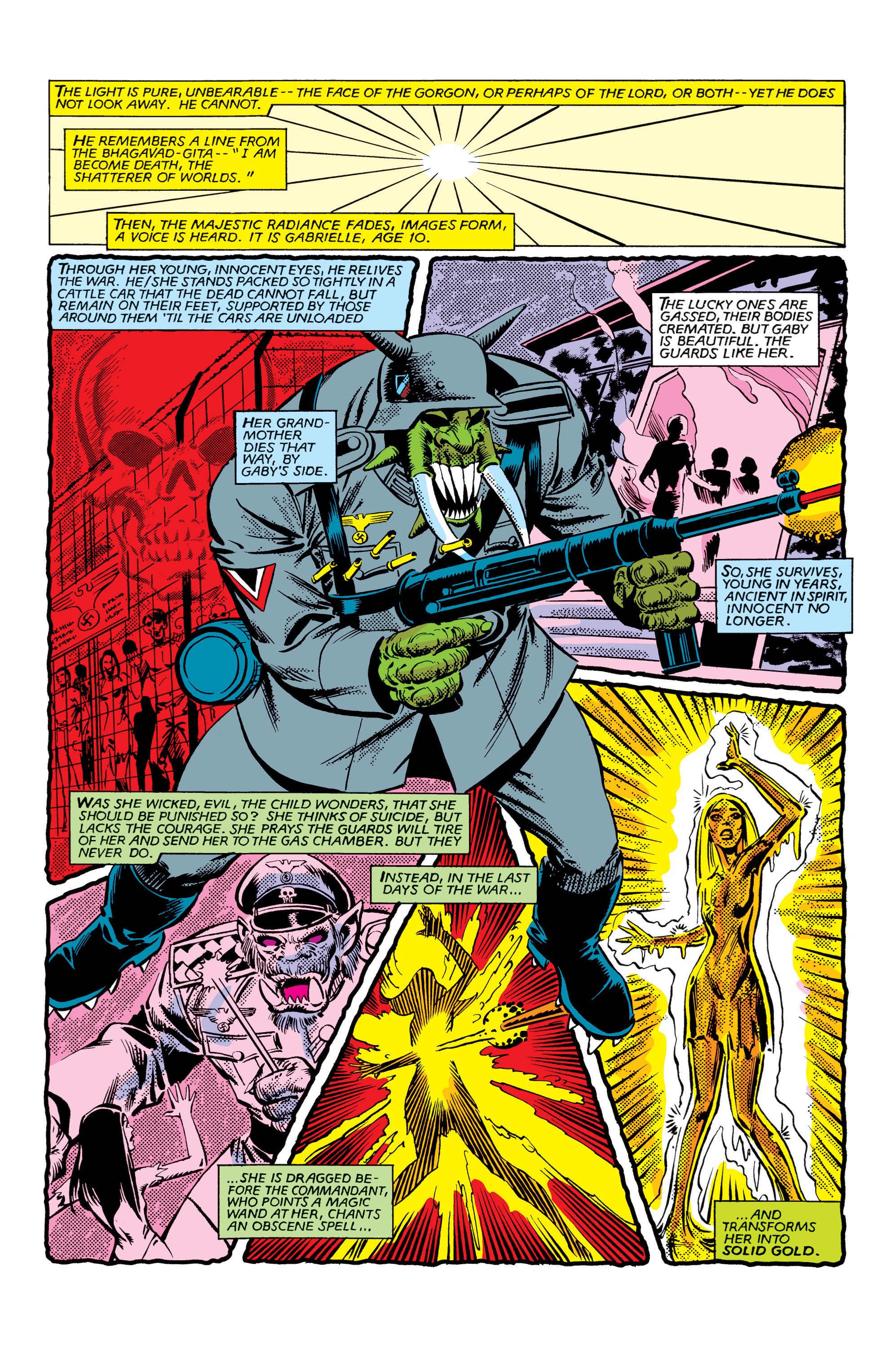 Read online Uncanny X-Men (1963) comic -  Issue #161 - 9