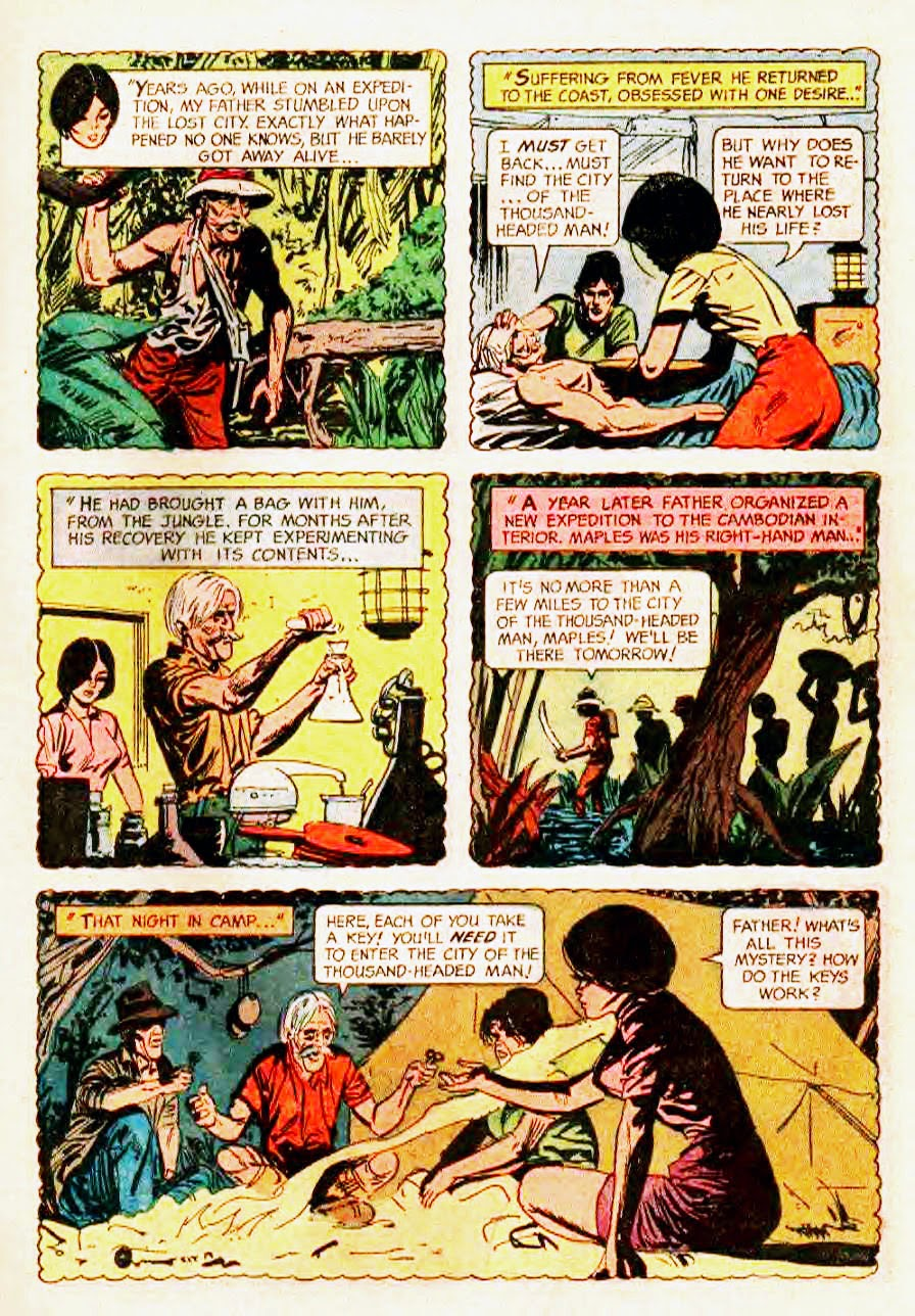 Read online Doc Savage (1966) comic -  Issue # Full - 15