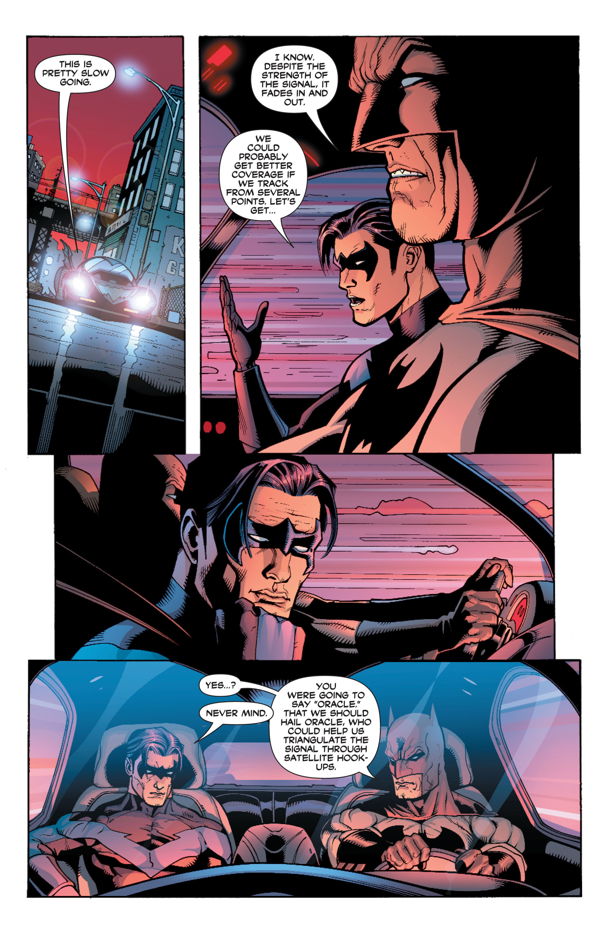 Read online Batman: Under The Red Hood comic -  Issue # Full - 87