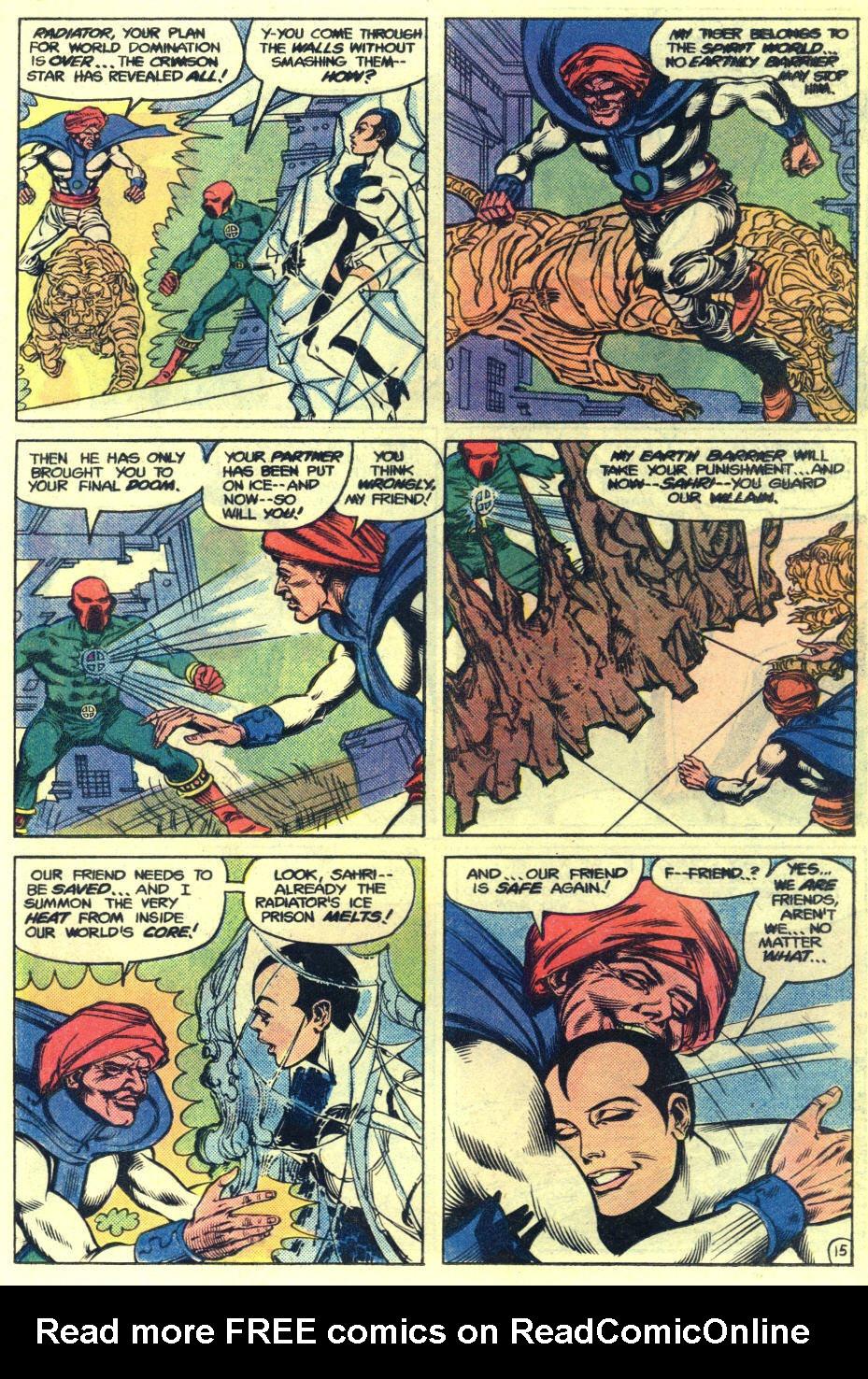 Read online Adventure Comics (1938) comic -  Issue #487 - 17