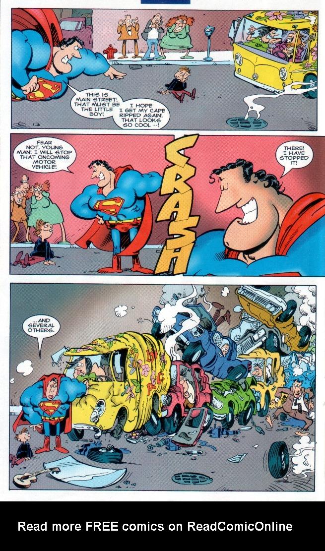 Read online Sergio Aragones Destroys DC comic -  Issue # Full - 11