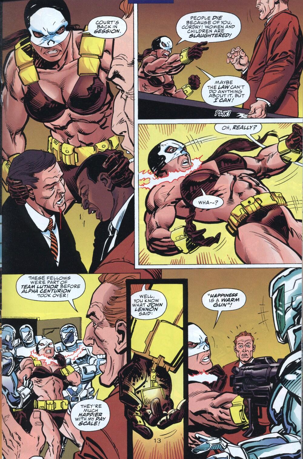 Action Comics (1938) 718 Page 14