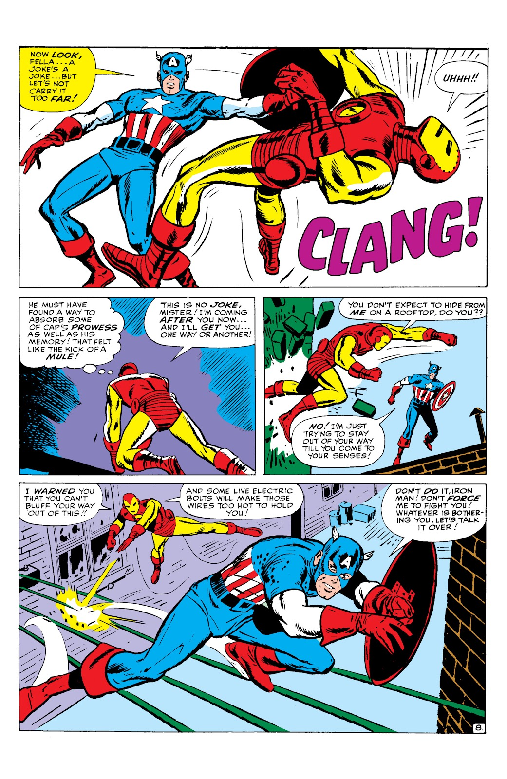 Read online Marvel Masterworks: The Invincible Iron Man comic -  Issue # TPB 2 (Part 2) - 29