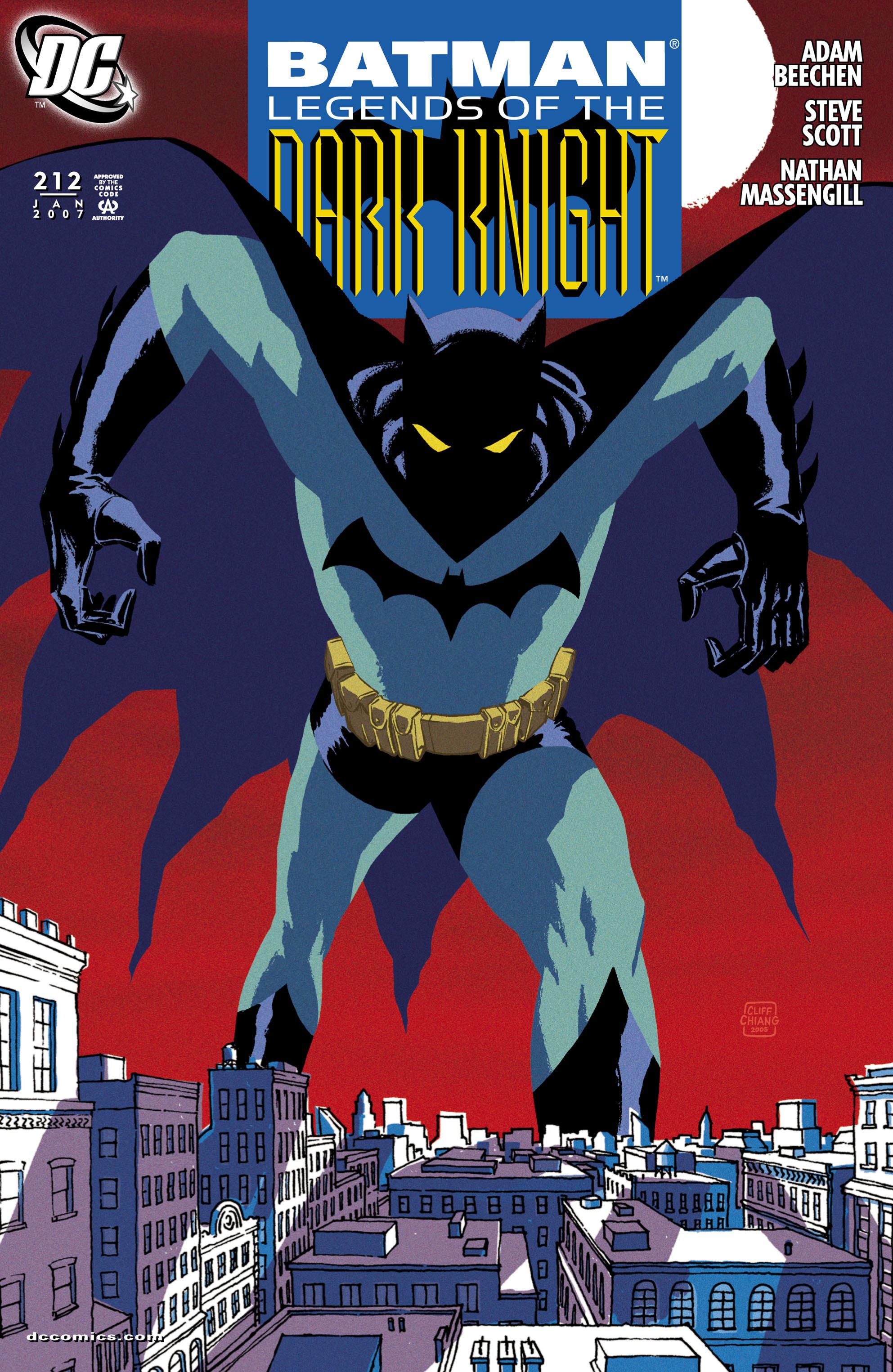 Batman: Legends of the Dark Knight 212 Page 1