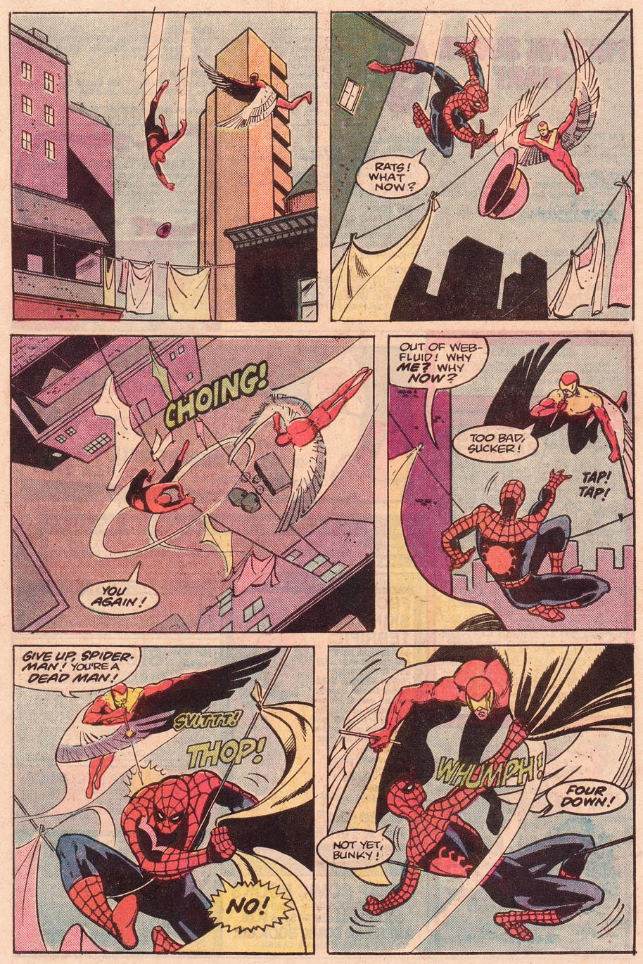 Web of Spider-Man (1985) Issue #2 #12 - English 20