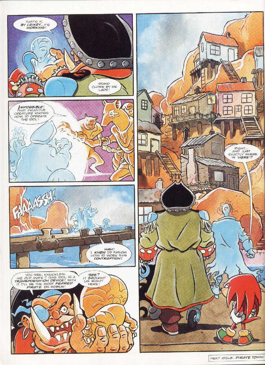 Read online Sonic the Comic comic -  Issue #76 - 8