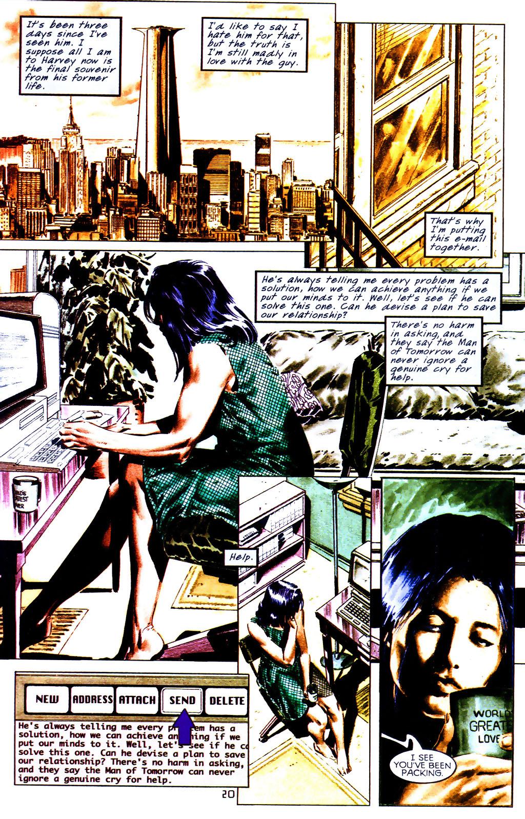Read online Tangent Comics/ The Superman comic -  Issue # Full - 21
