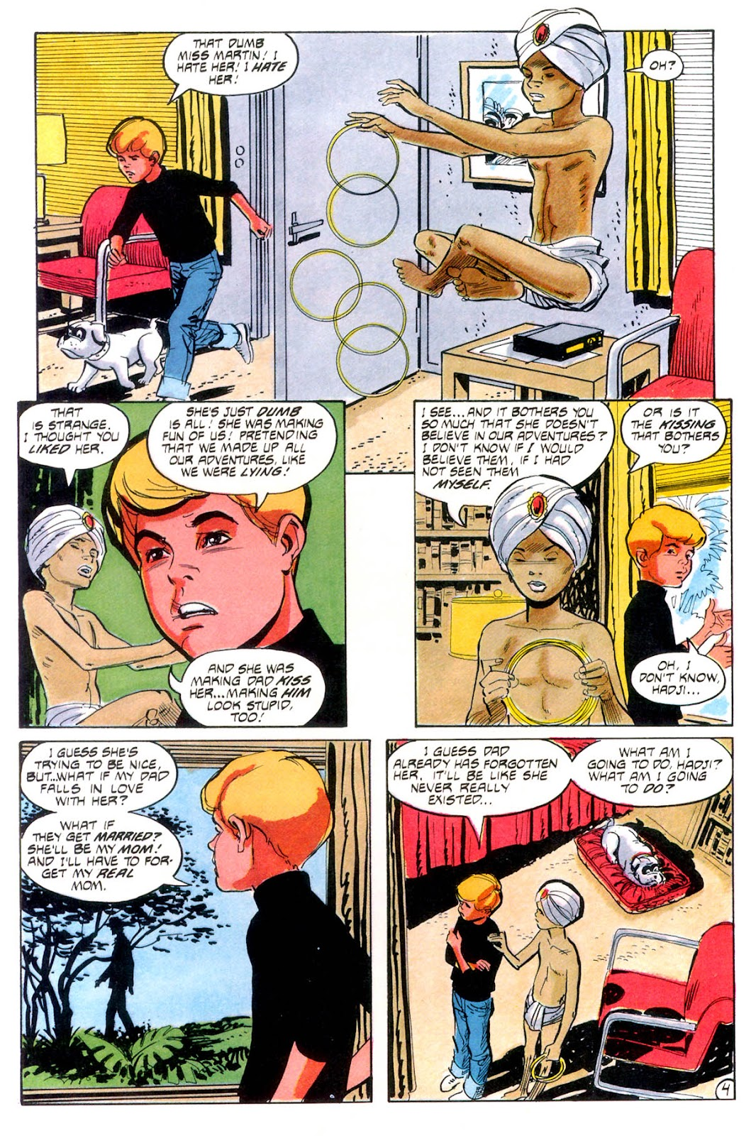 Jonny Quest (1986) issue 12 - Page 7