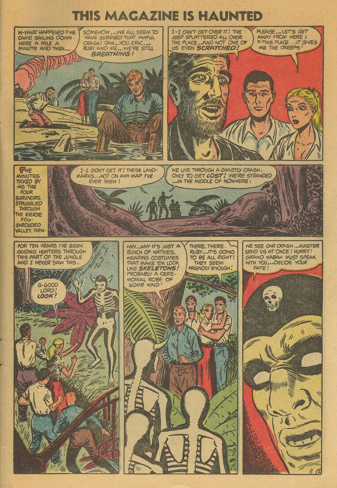 Read online This Magazine Is Haunted comic -  Issue #18 - 27