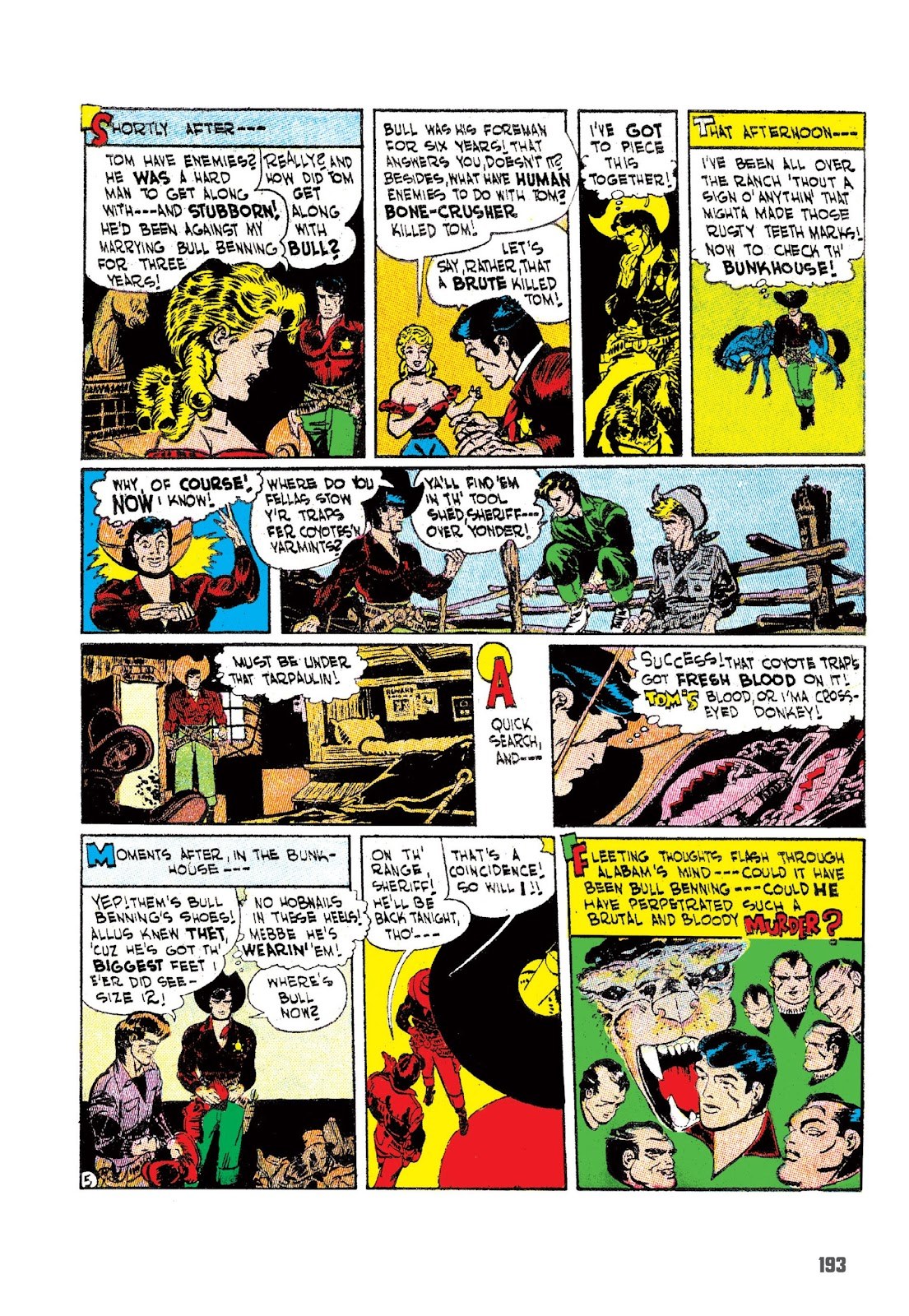 Read online The Joe Kubert Archives comic -  Issue # TPB (Part 3) - 4