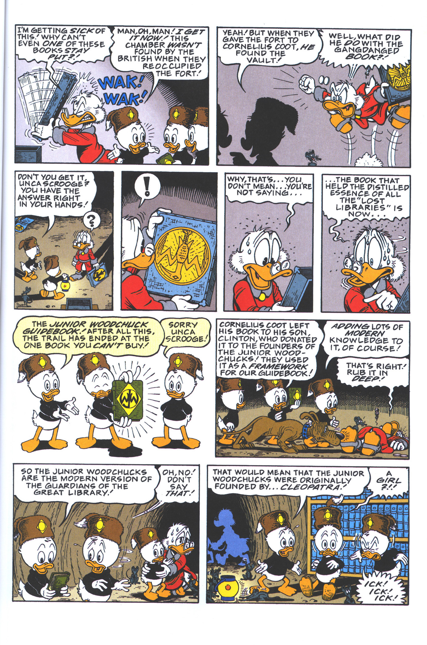 Read online Uncle Scrooge (1953) comic -  Issue #383 - 29