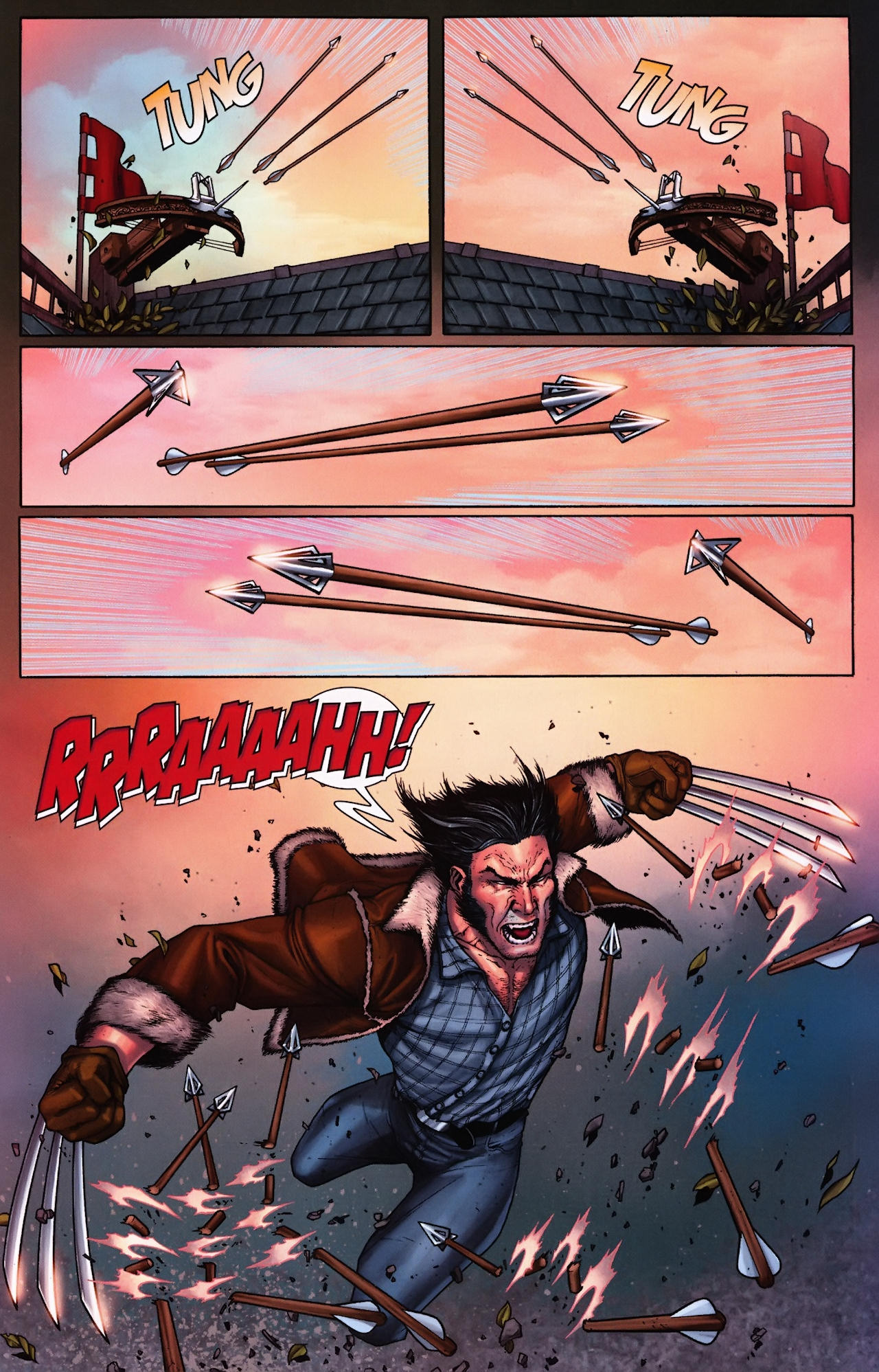 Read online Wolverine: First Class comic -  Issue #9 - 8