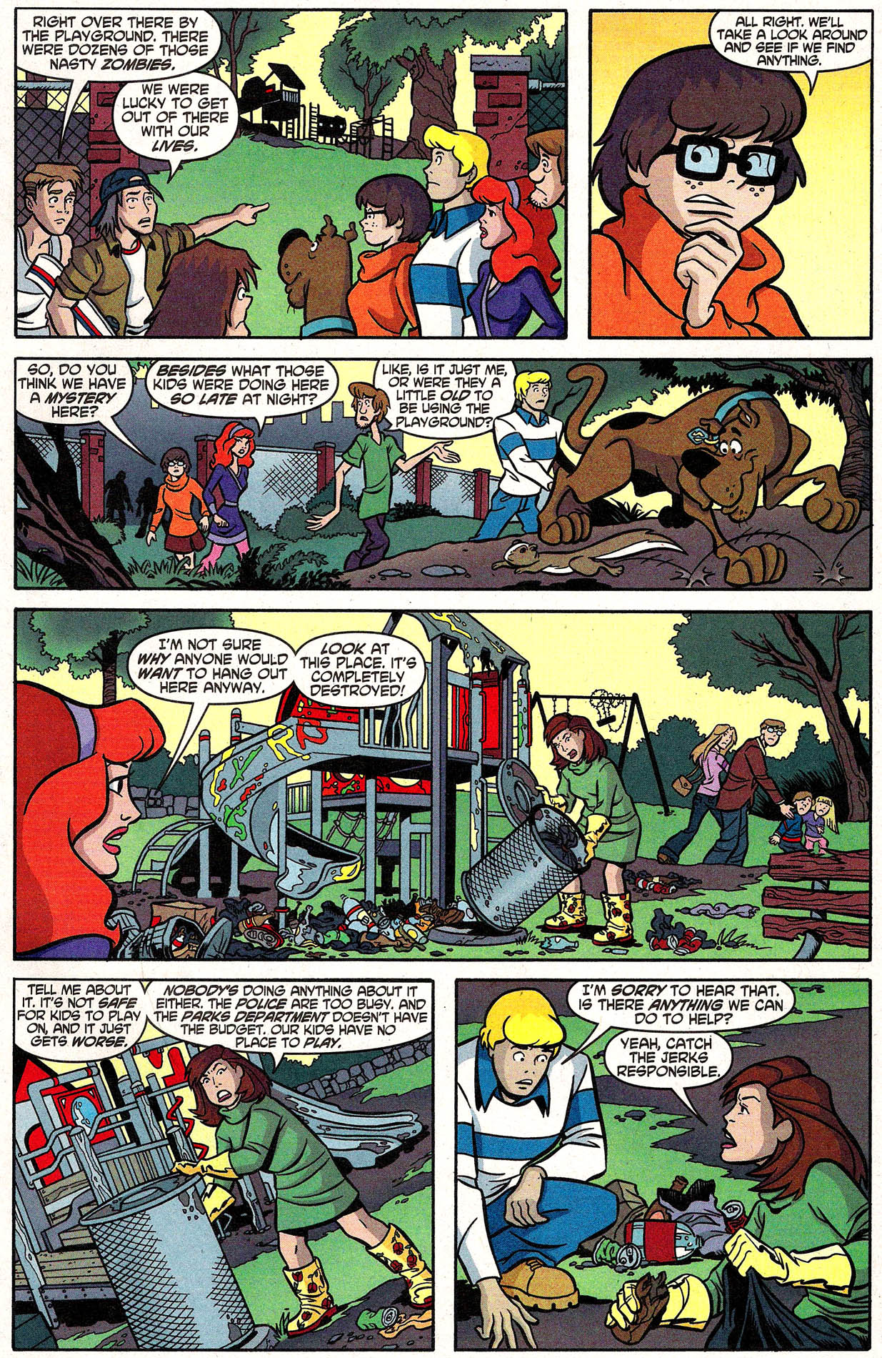 Read online Scooby-Doo (1997) comic -  Issue #105 - 10