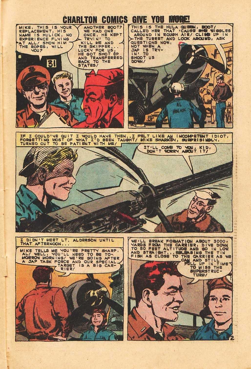 Read online Fightin' Navy comic -  Issue #113 - 29