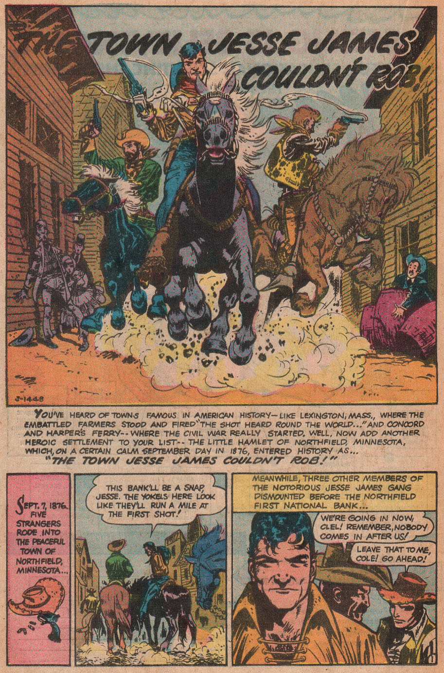 Read online All-Star Western (1970) comic -  Issue #9 - 28