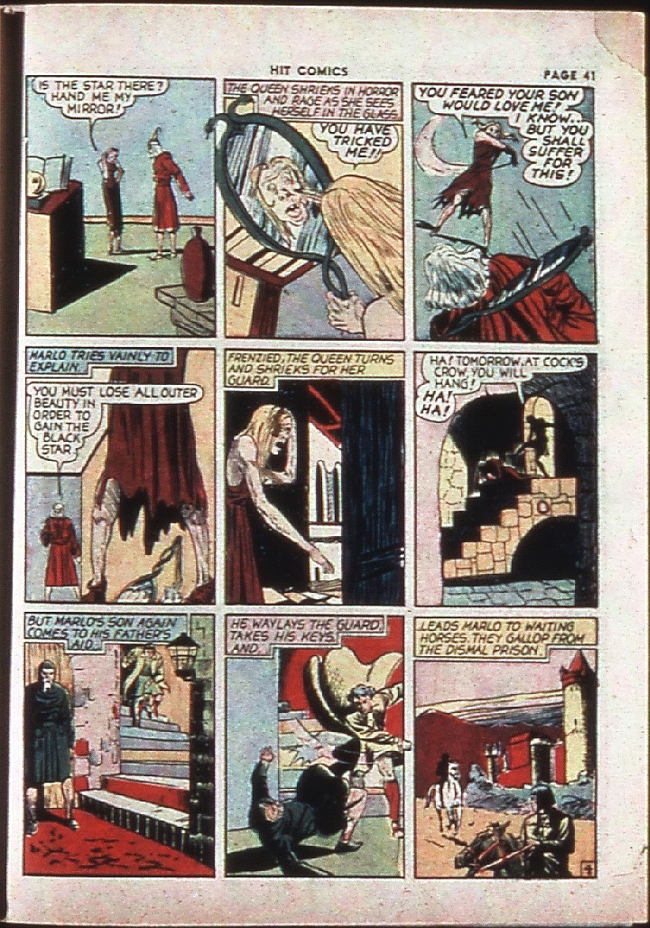 Read online Hit Comics comic -  Issue #4 - 43
