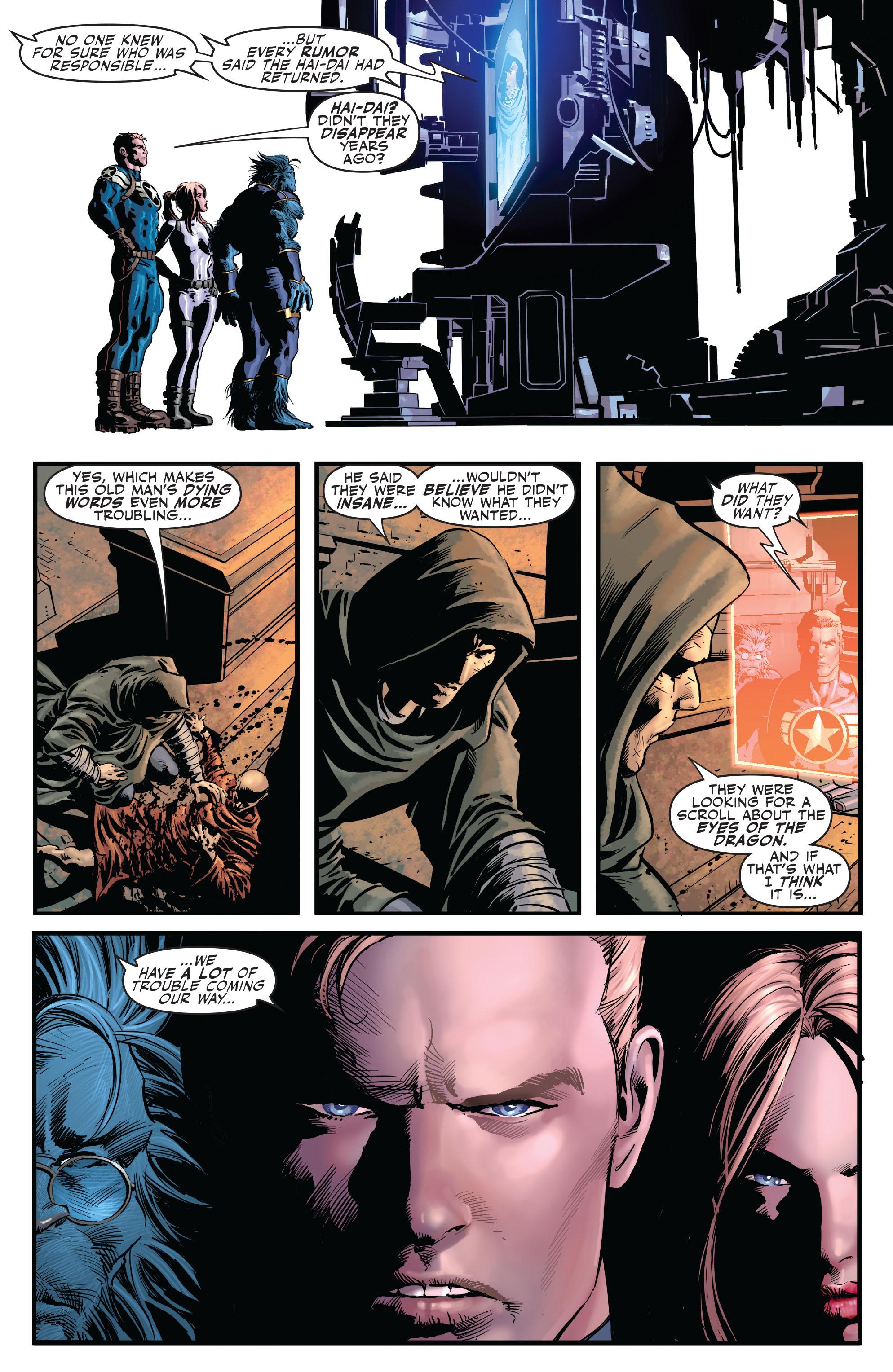 Read online Secret Avengers (2010) comic -  Issue #6 - 12