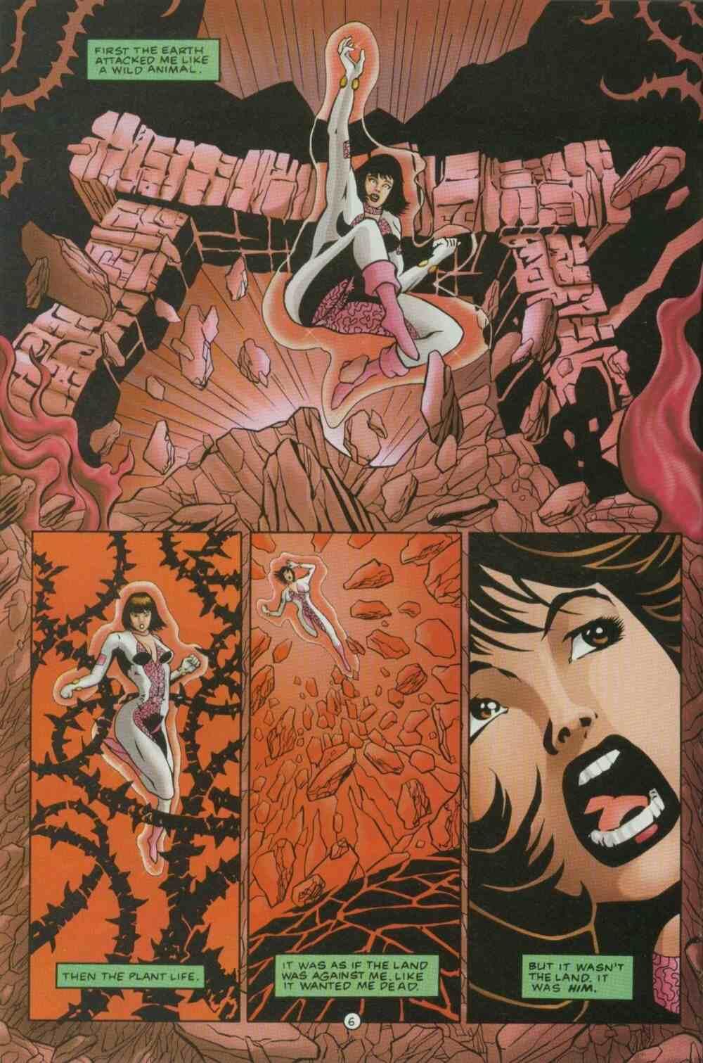 Read online Ultraverse Premiere comic -  Issue #7 - 18