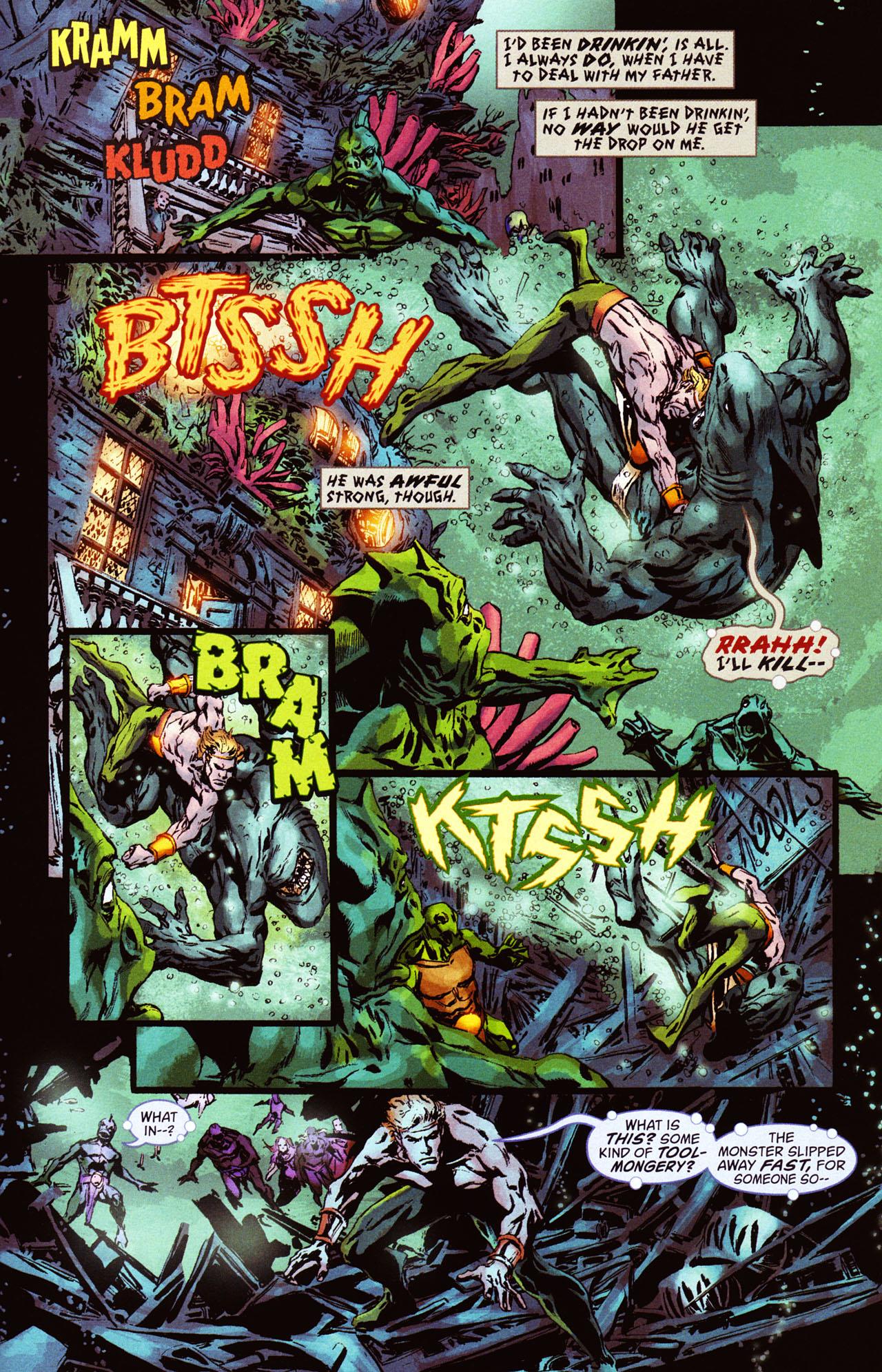 Read online Aquaman: Sword of Atlantis comic -  Issue #46 - 19