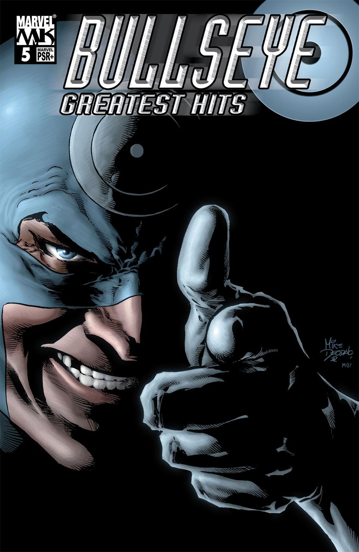 Bullseye: Greatest Hits 5 Page 1