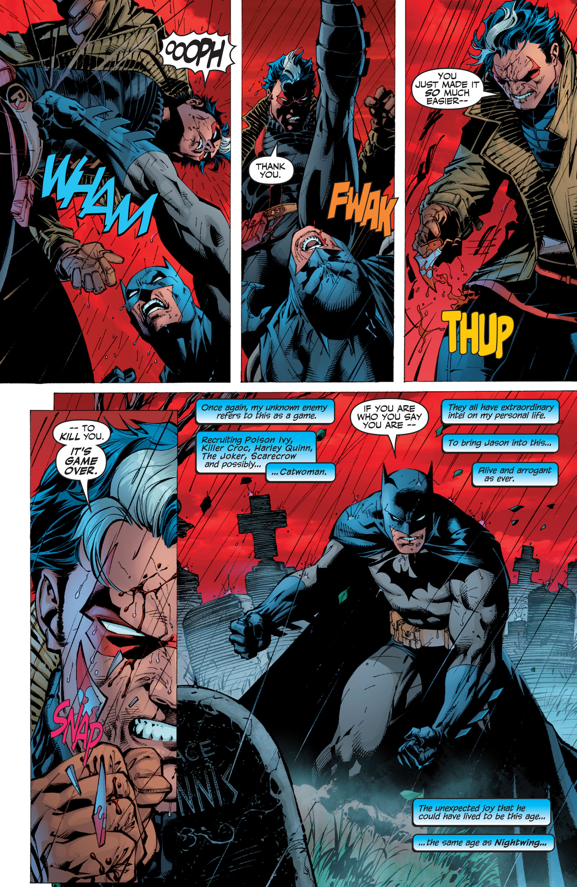 Read online Batman: Under The Red Hood comic -  Issue # Full - 368