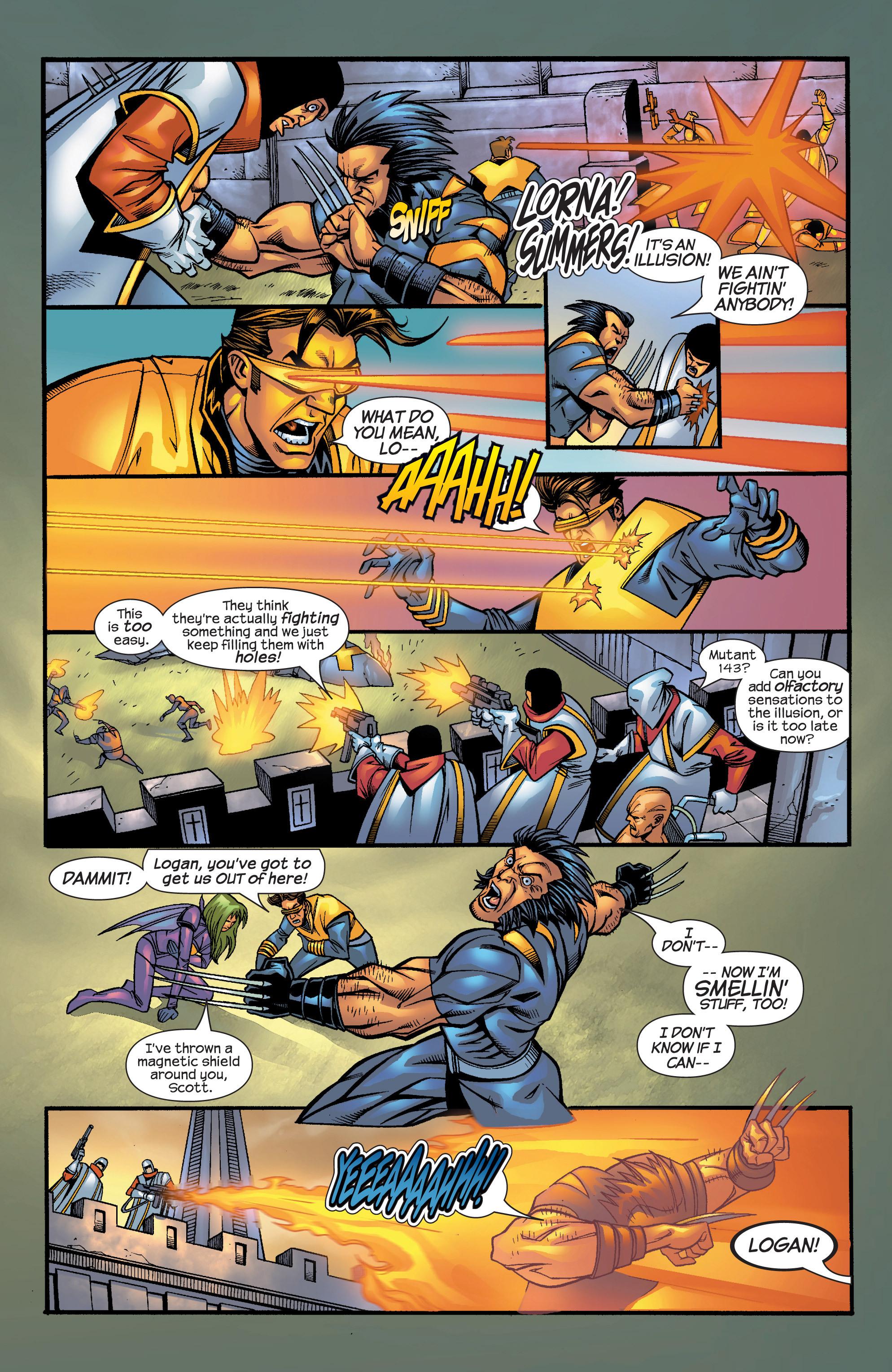 Read online Uncanny X-Men (1963) comic -  Issue #424 - 13