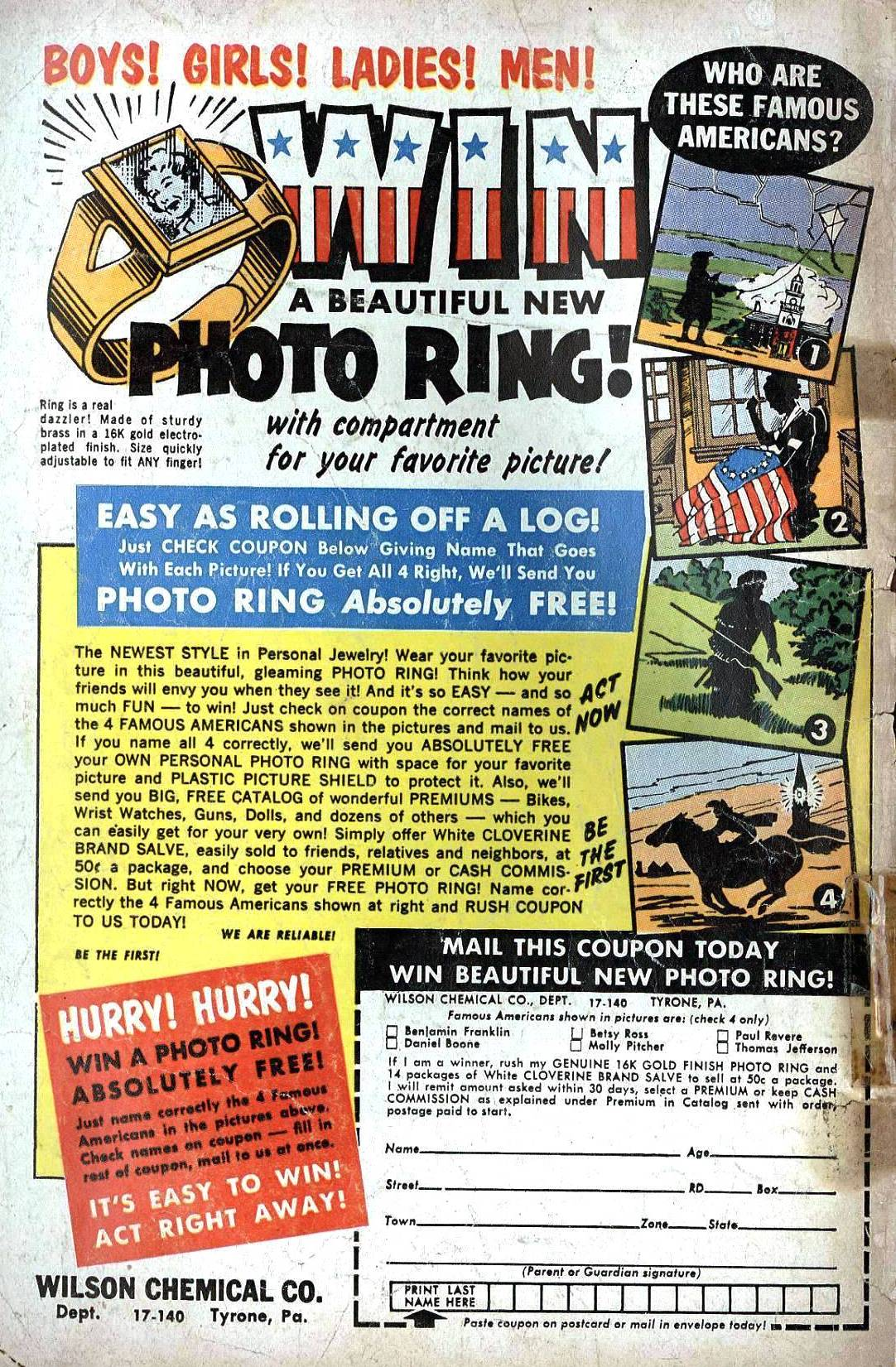 Read online Archie (1960) comic -  Issue #120 - 36