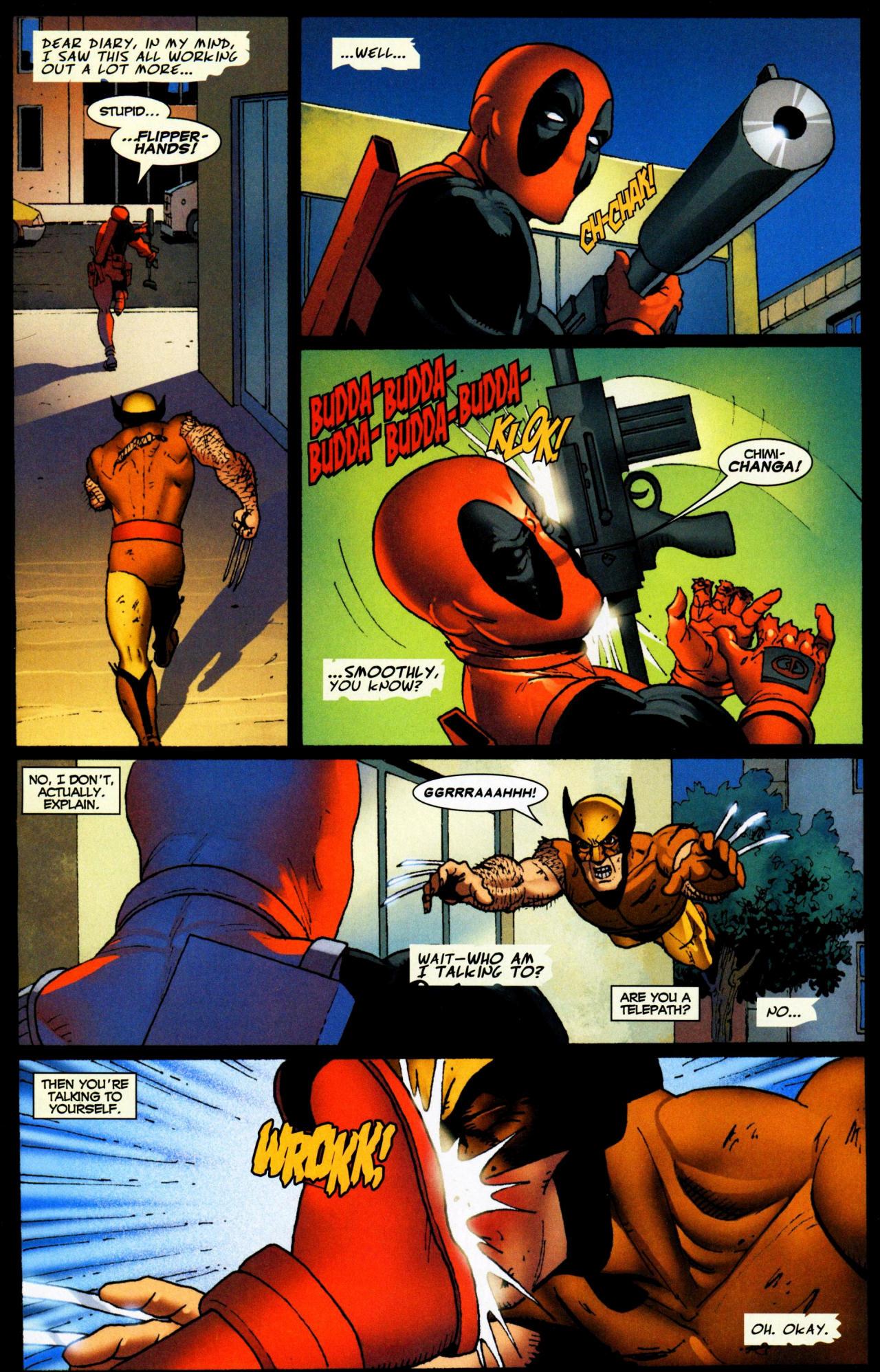 Read online Wolverine: Origins comic -  Issue #23 - 5