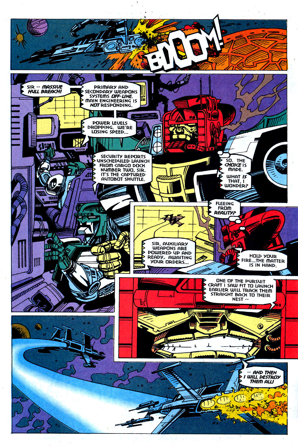 Read online Transformers: Generation 2 comic -  Issue #1 - 34