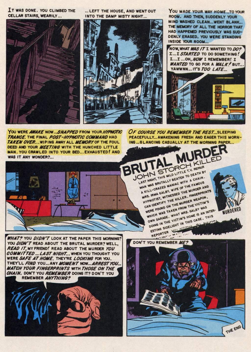 Read online Shock SuspenStories comic -  Issue #14 - 23