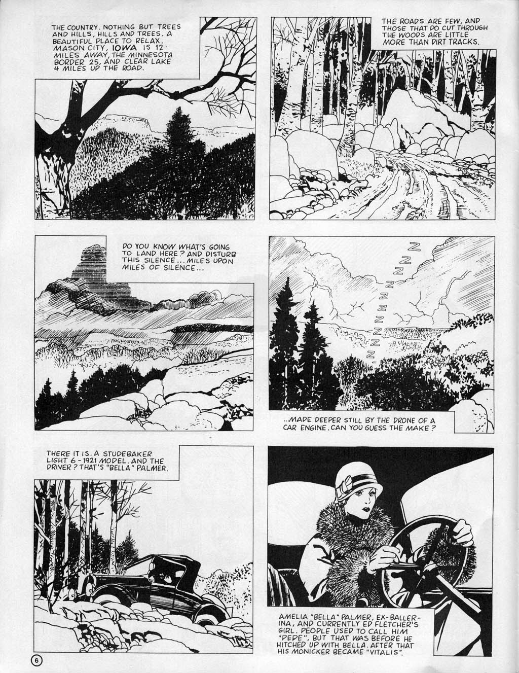 Aces issue 1 - Page 8