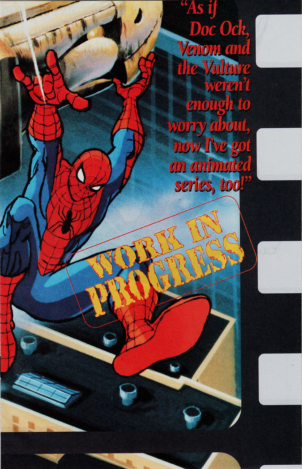 Web of Spider-Man (1985) Issue #113 #123 - English 28
