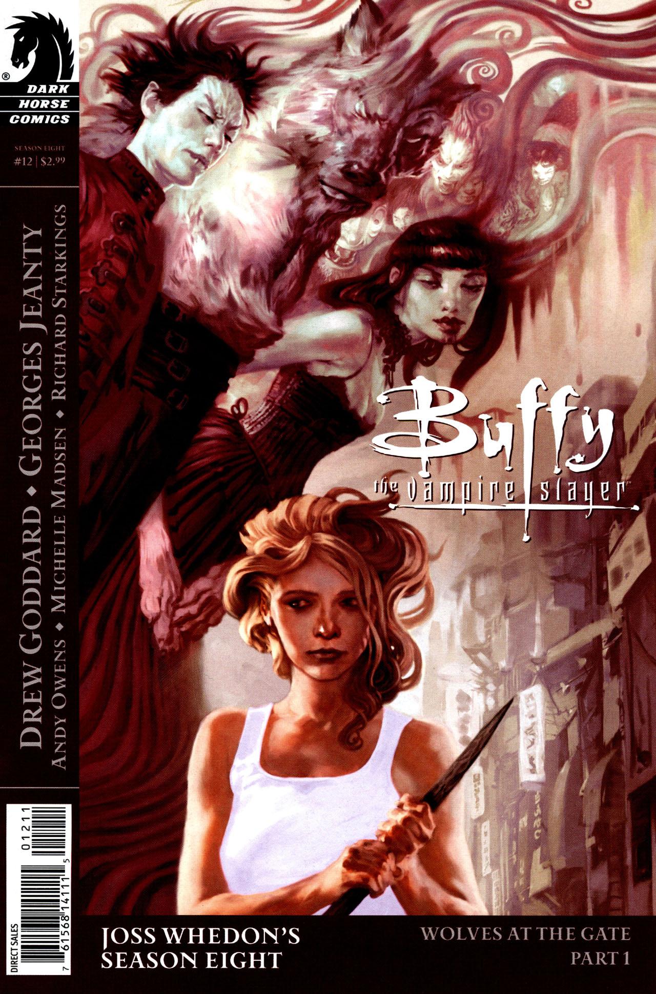 Buffy the Vampire Slayer Season Eight 12 Page 1